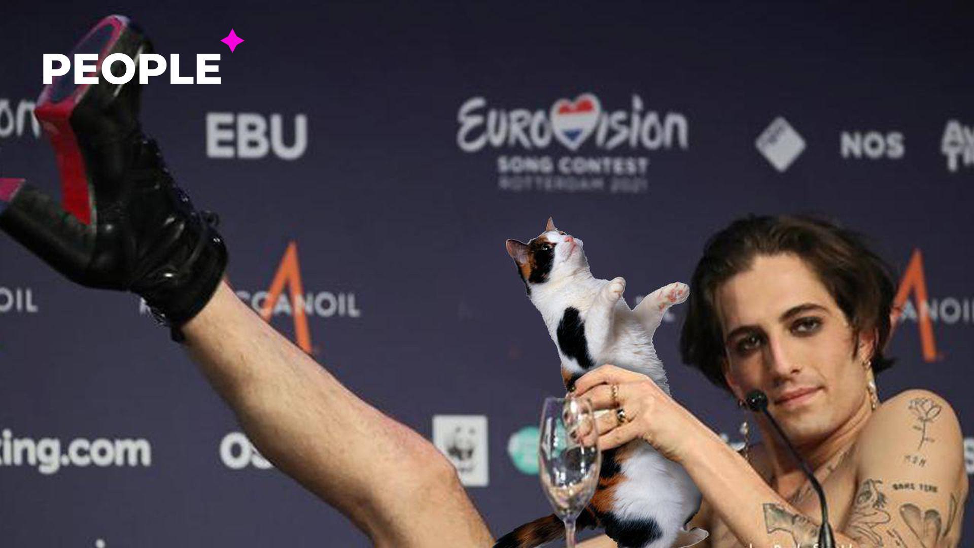 Скандальный победитель «Евровидения-2021» получил результаты теста на наркотики