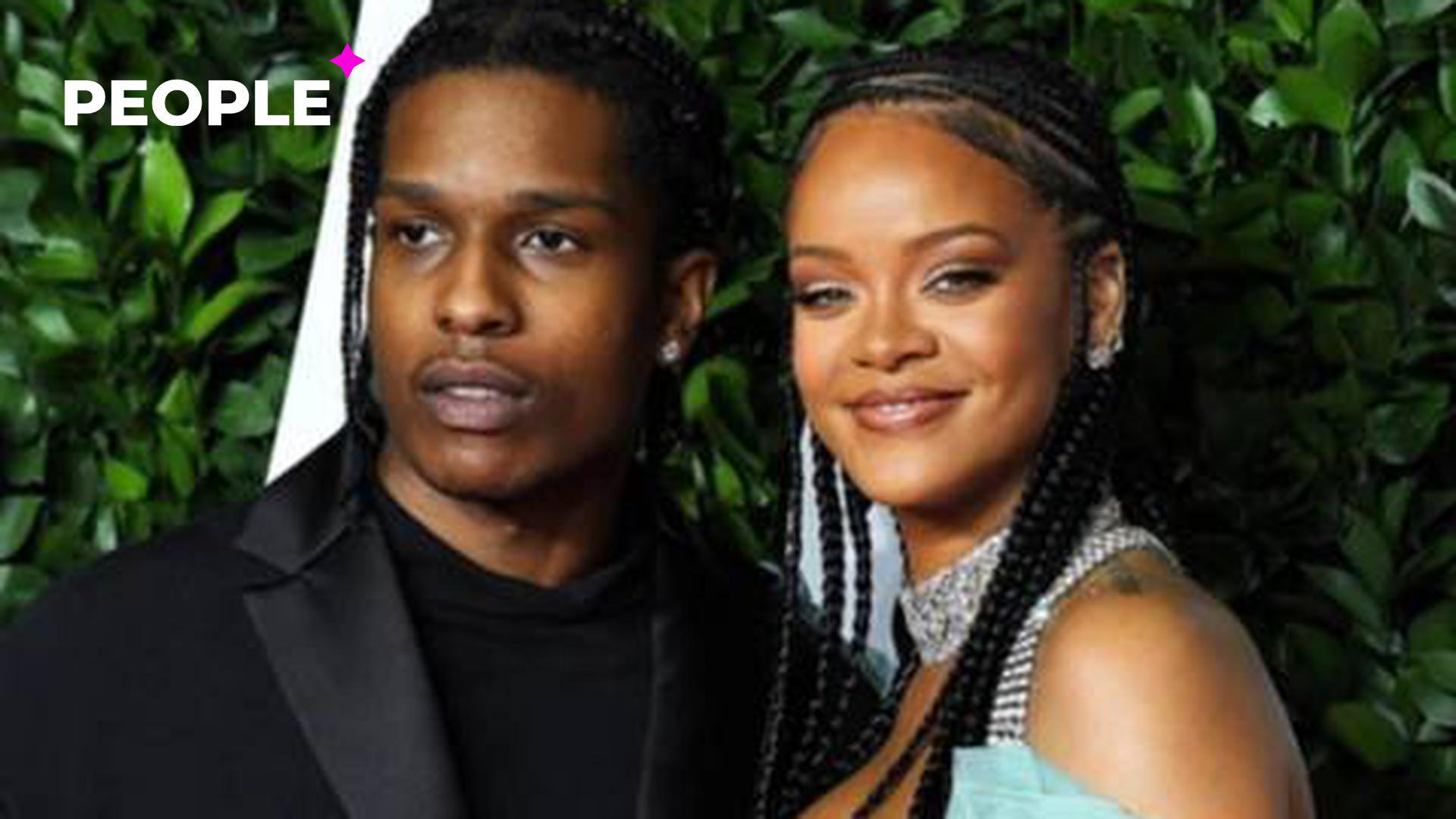 Рэпер A$AP ROCKY официально подтвердил отношения с Рианной