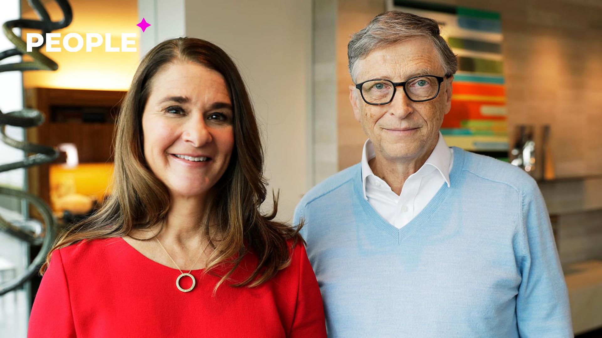 Стали известны истинные причины развода Билла Гейтса и его жены