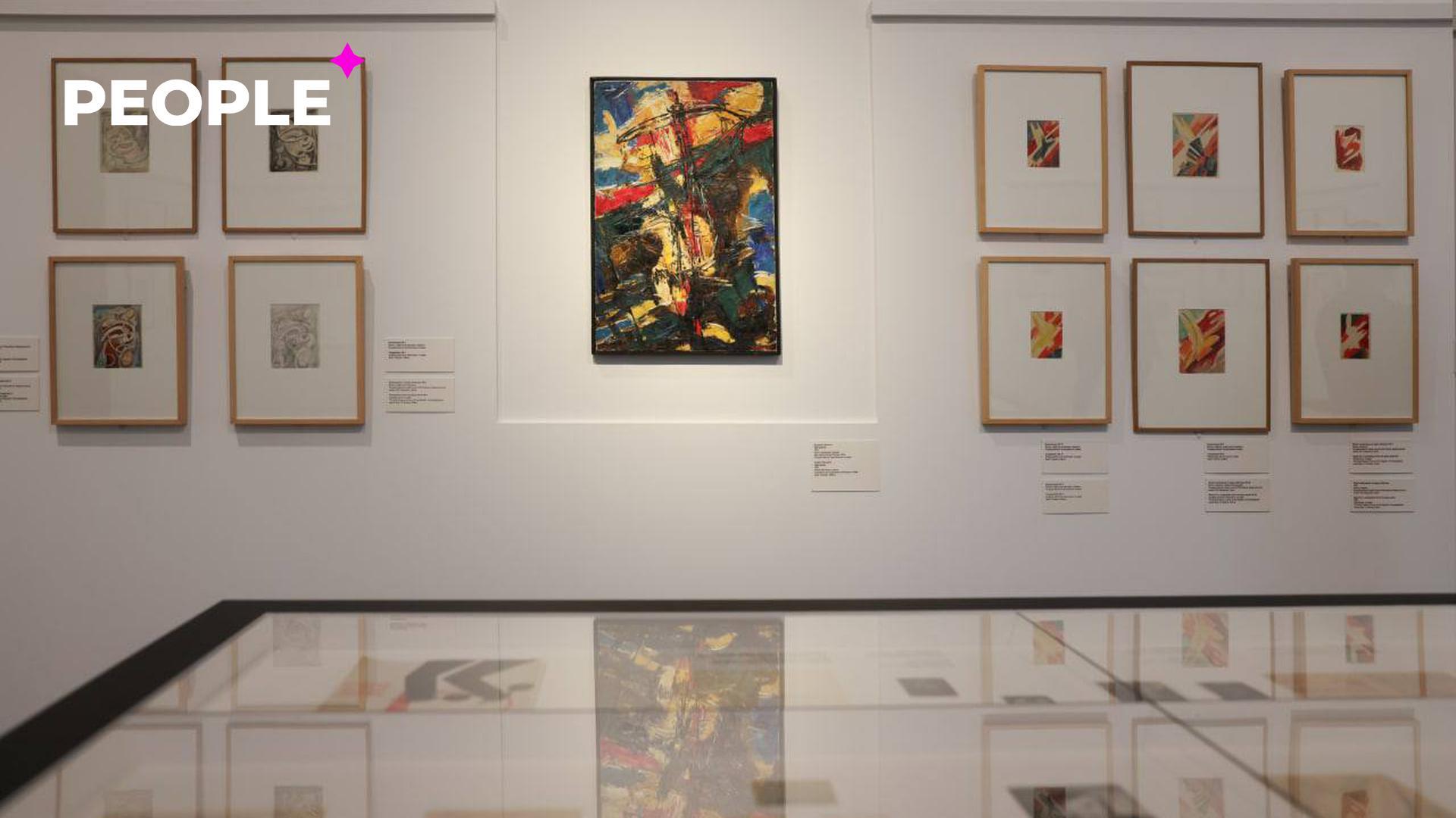 В Третьяковке были выставлены 118 работ художника Ивана Кудряшова из Музея искусств имени И. В. Савицкого в Каракалпакстане