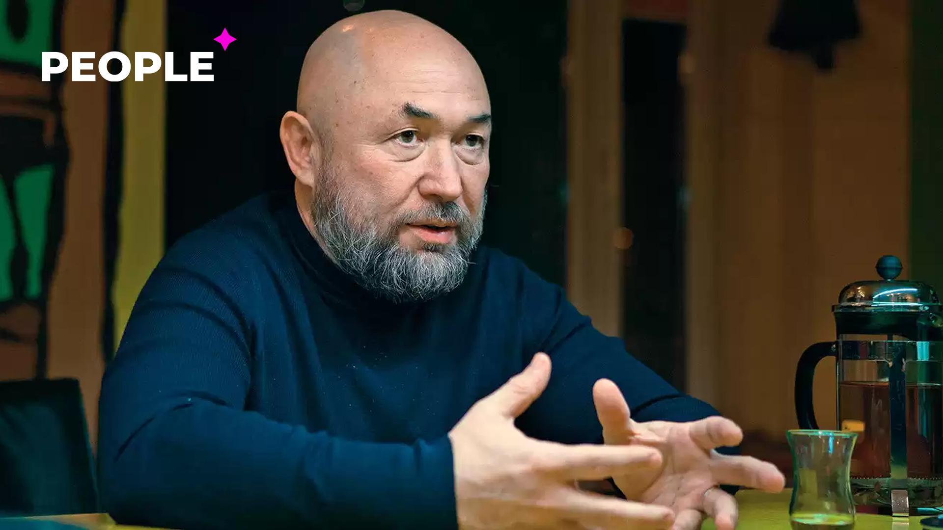 Тимур Бекмамбетов снимет мультфильм по мотивам узбекского фольклора