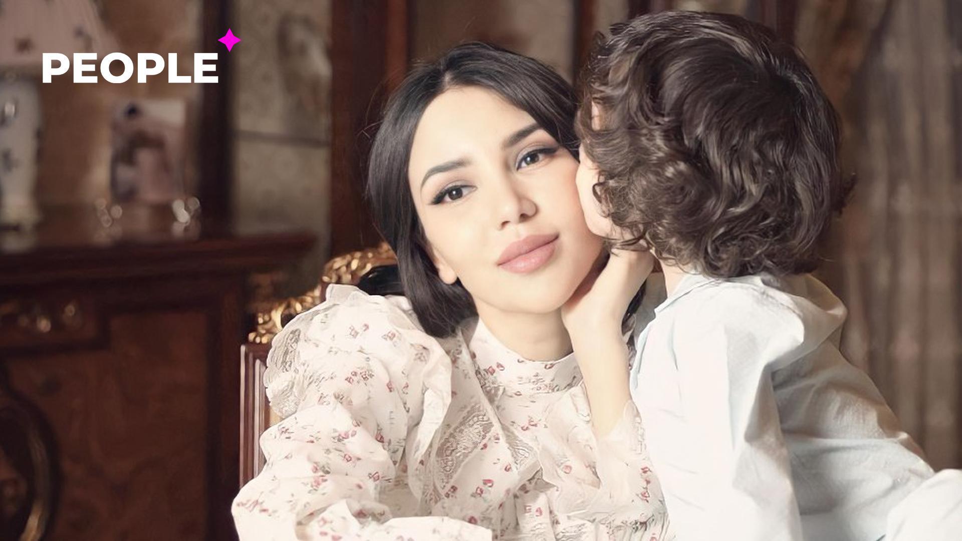 Диора Усманова показала, как её трёхлетний сын танцует лезгинку — видео