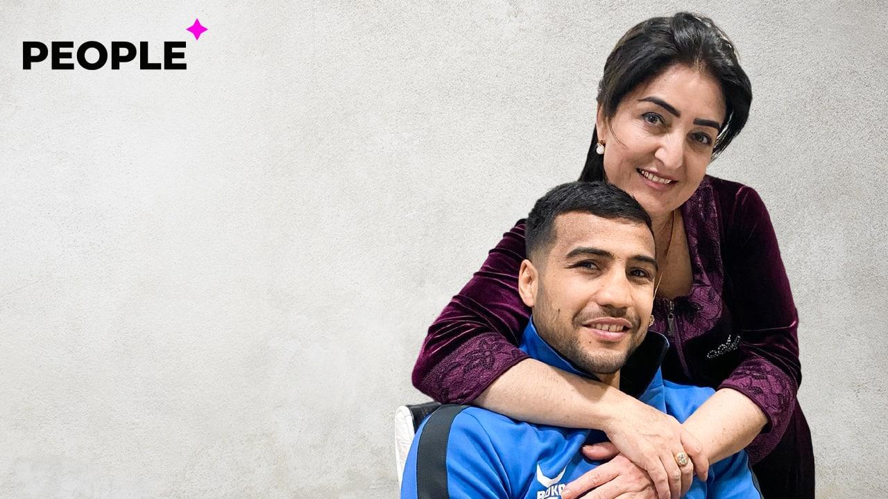 Боксёр Шахрам Гиясов устроил трогательный сюрприз в честь дня рождения матери – видео