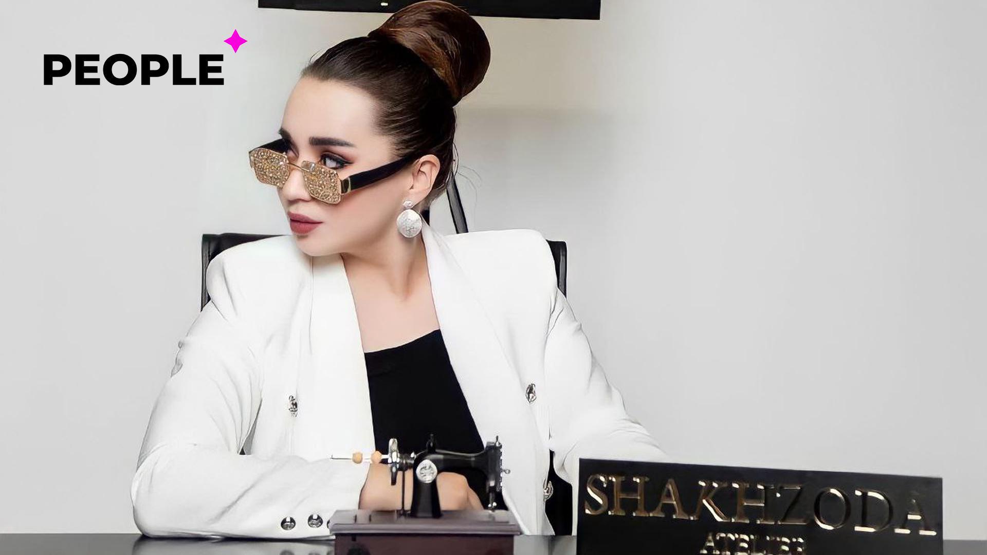 Актриса Шахзода Мухаммедова провела собственный показ мод — видео