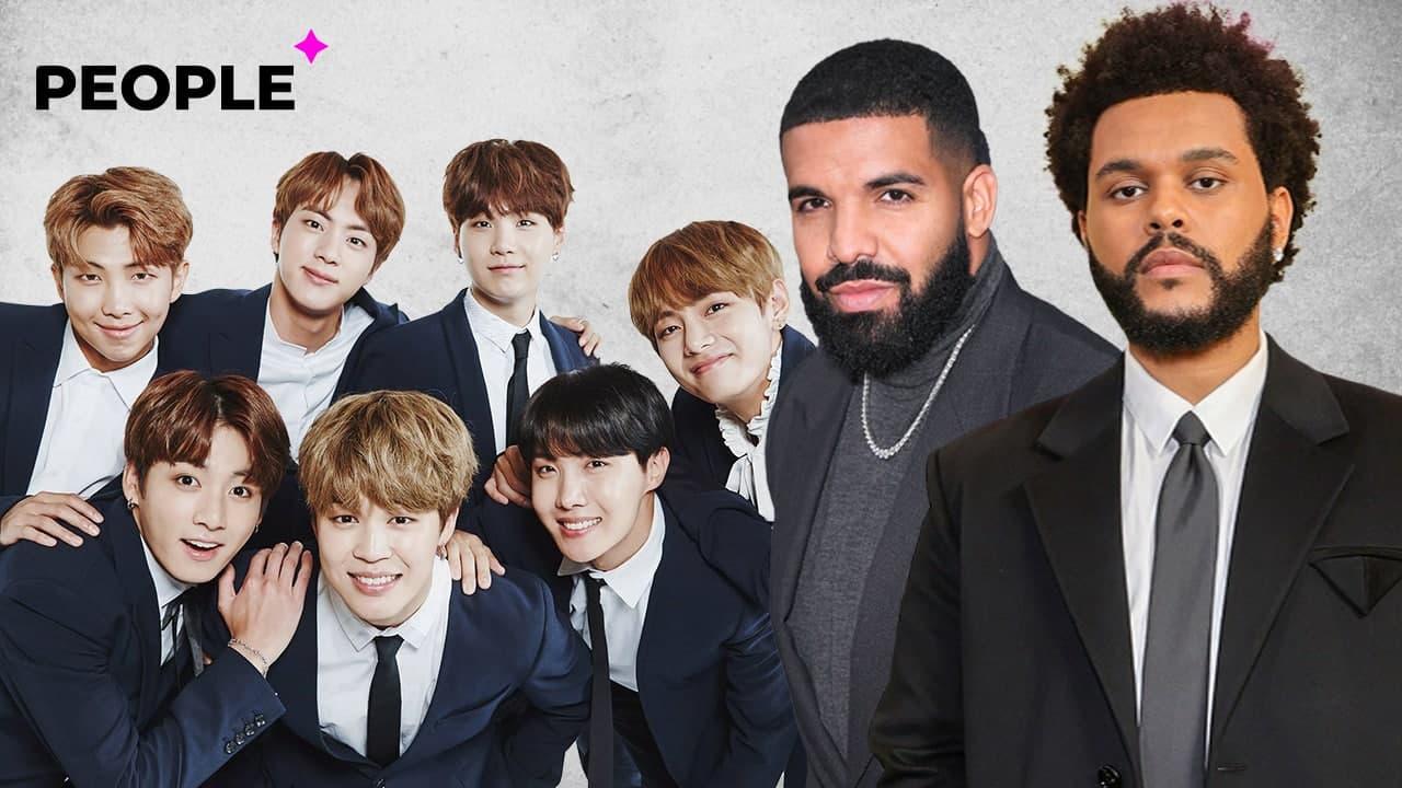 BTS, The Weeknd и Дрейк: объявлены победители премии «Billboard Awards 2021»