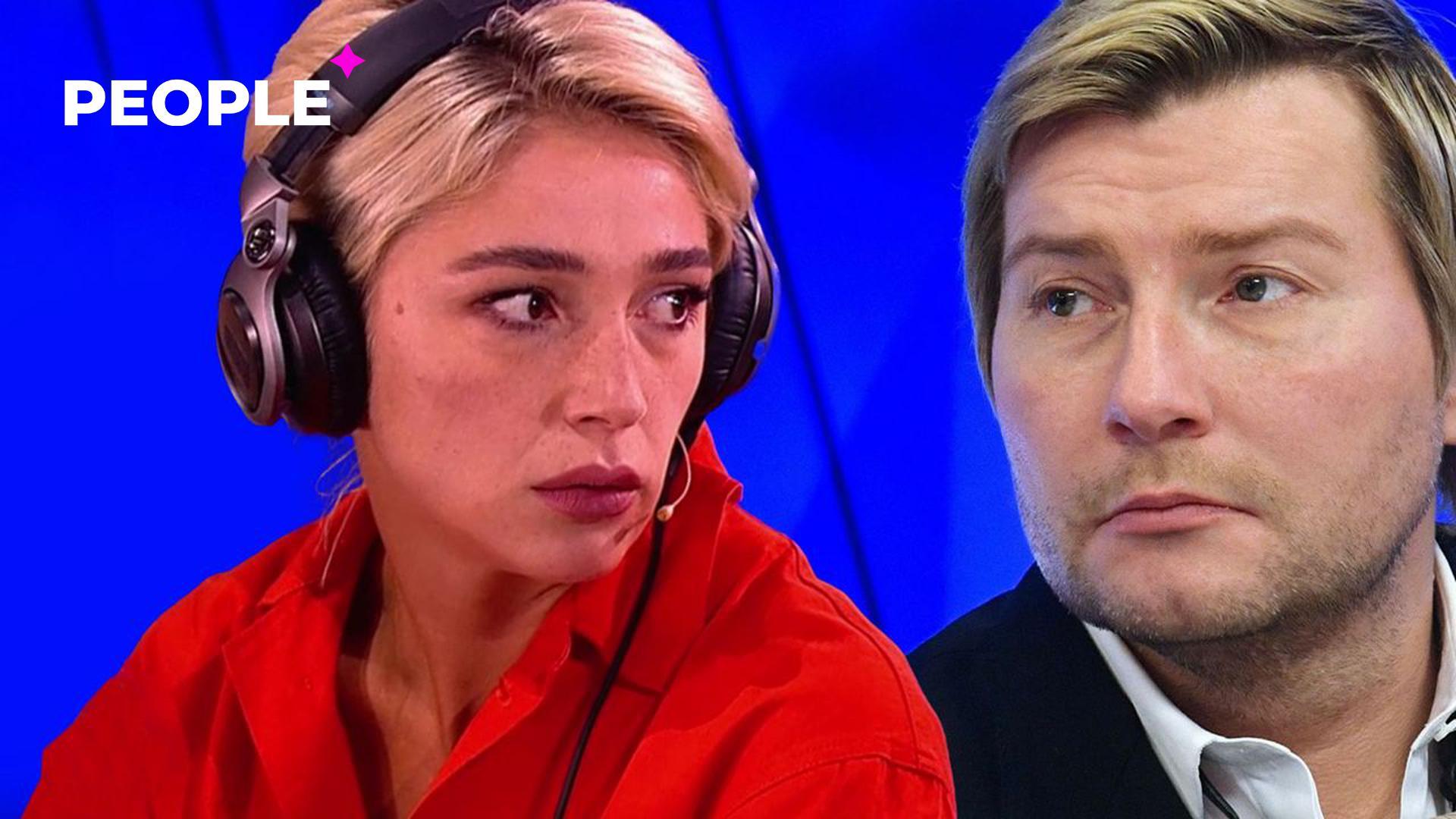 Николай Басков страстно поцеловал замужнюю Анастасию Ивлееву