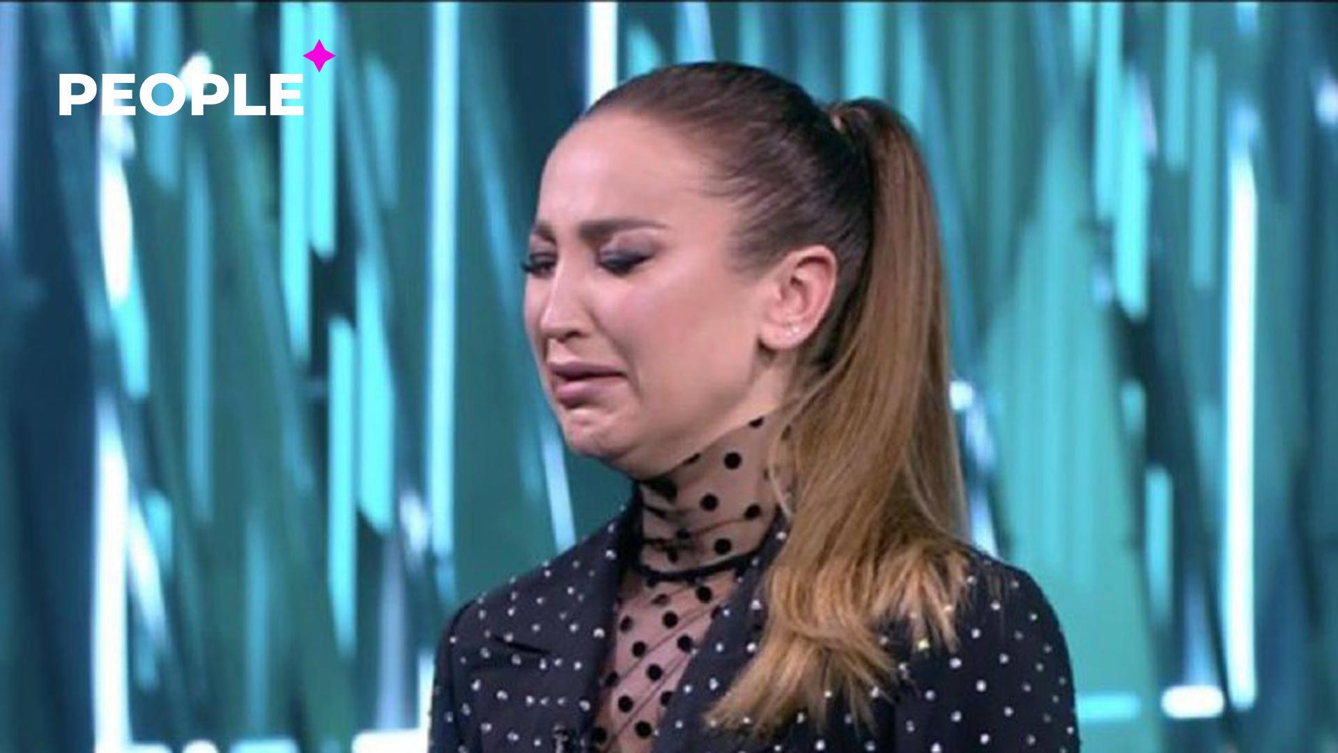 Тина Канделаки заявила, что Бузова пришла на «МАТЧ-ТВ» в нетрезвом состоянии