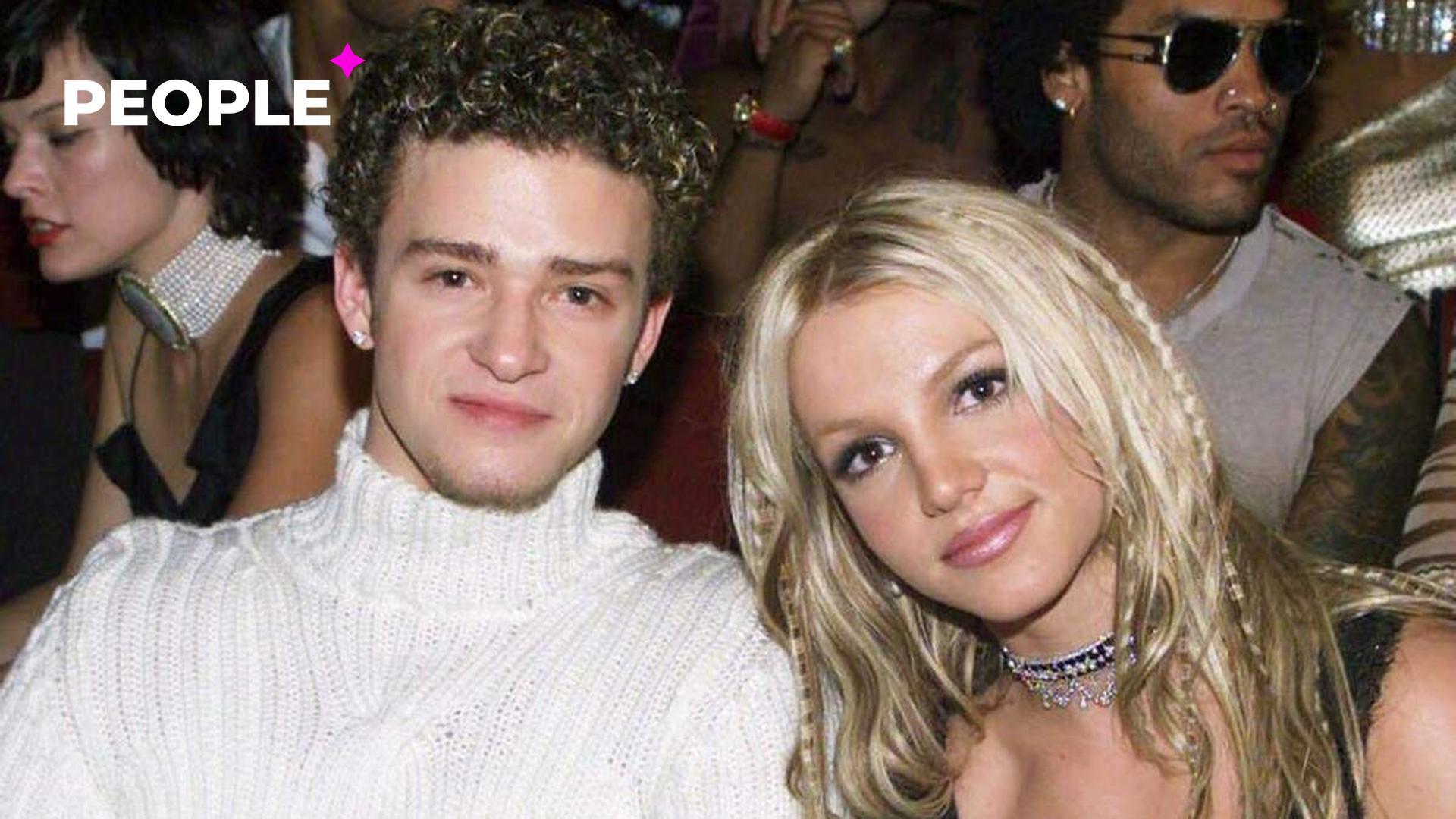 Джастин Тимберлейк поддержал бывшую возлюбленную Бритни Спирс в борьбе против её отца