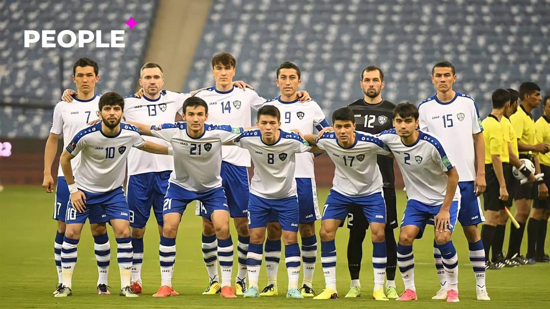 Сборная Узбекистана по футболу разгромила Сингапур в отборе на ЧМ-2022