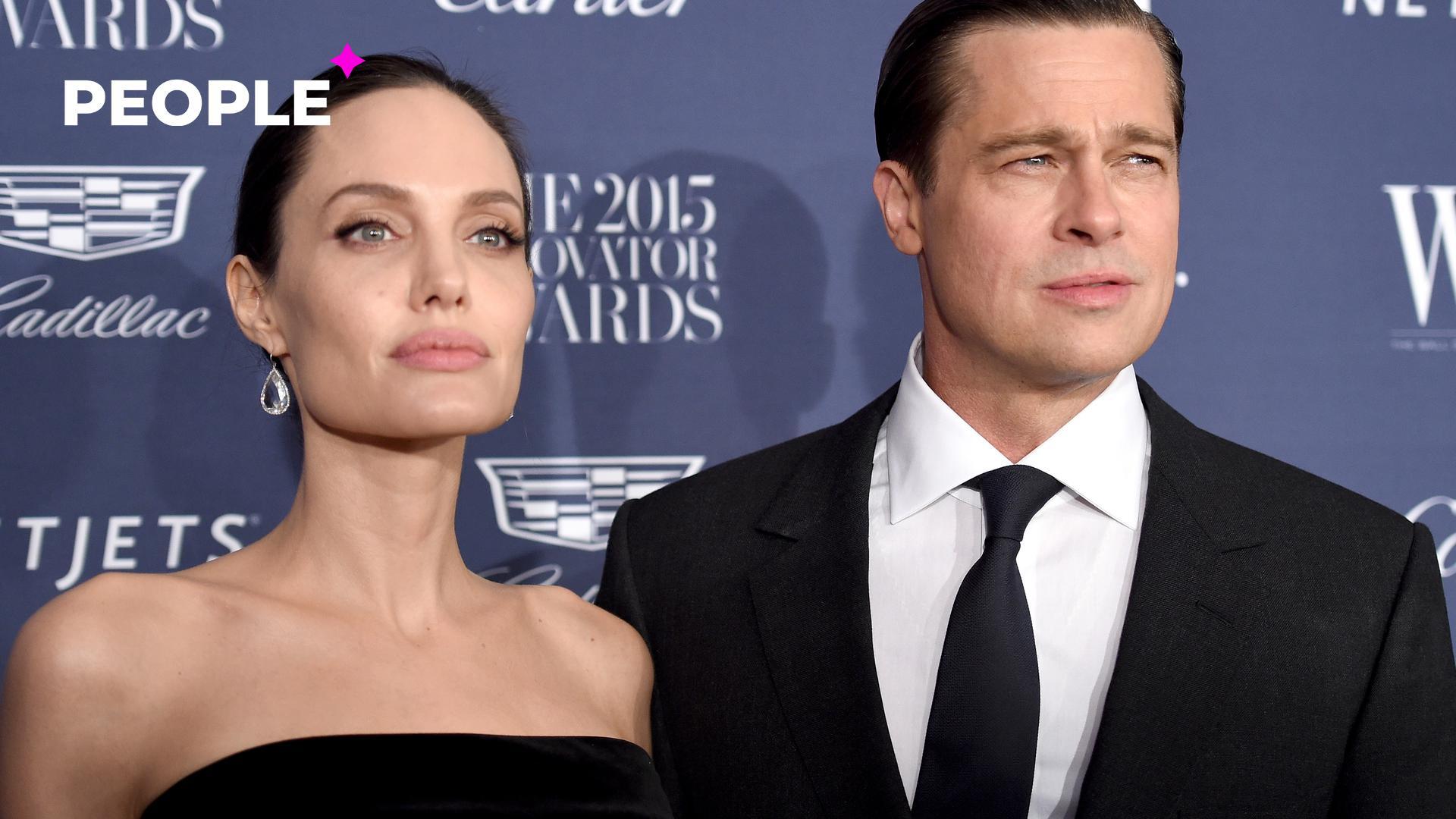 Бывший охранник Брэда Питта рассказал, что Анджелина Джоли увела актёра из семьи