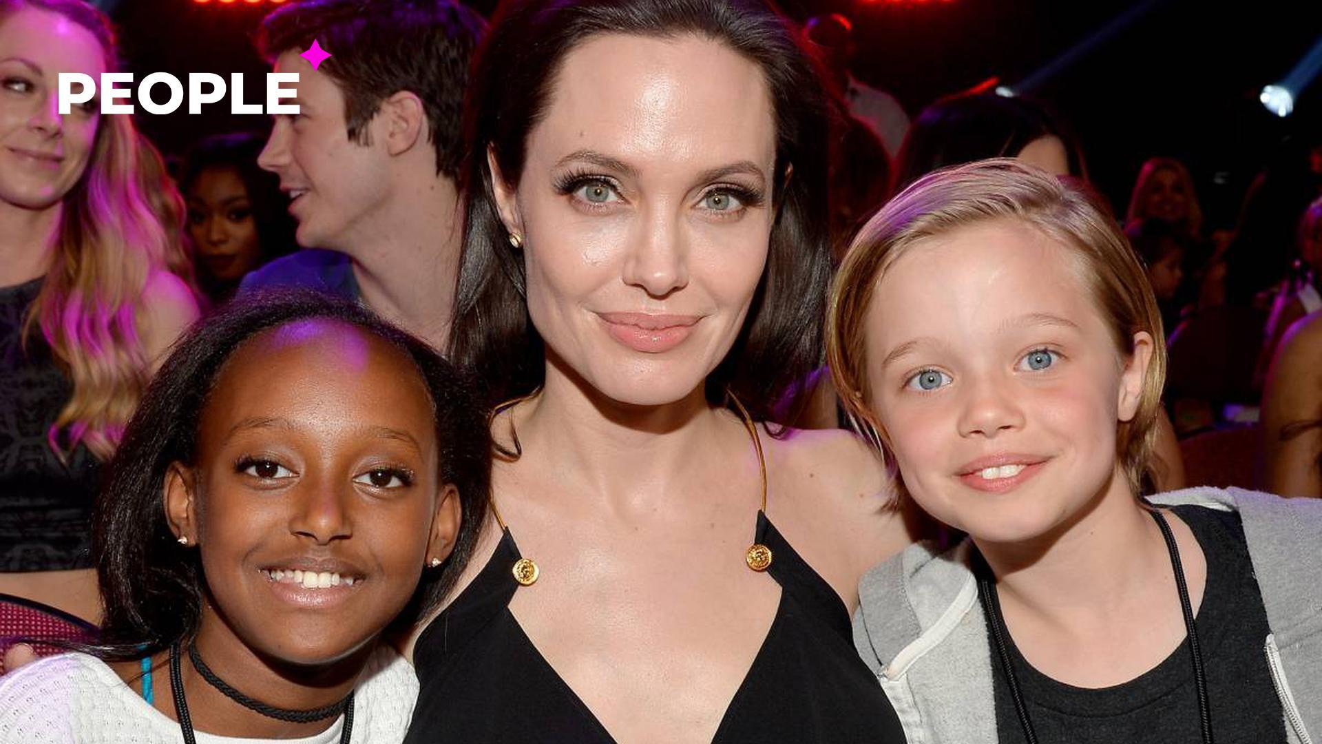 «Я просто в отчаянии»: Анджелина Джоли убита горем из-за недавней операции дочери