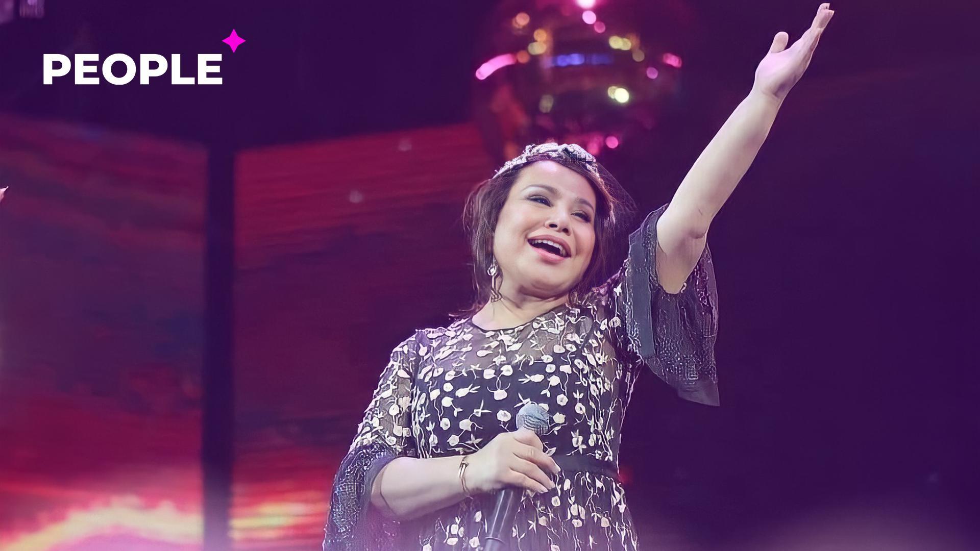 Юлдуз Усманова провела грандиозное шоу в Душанбе
