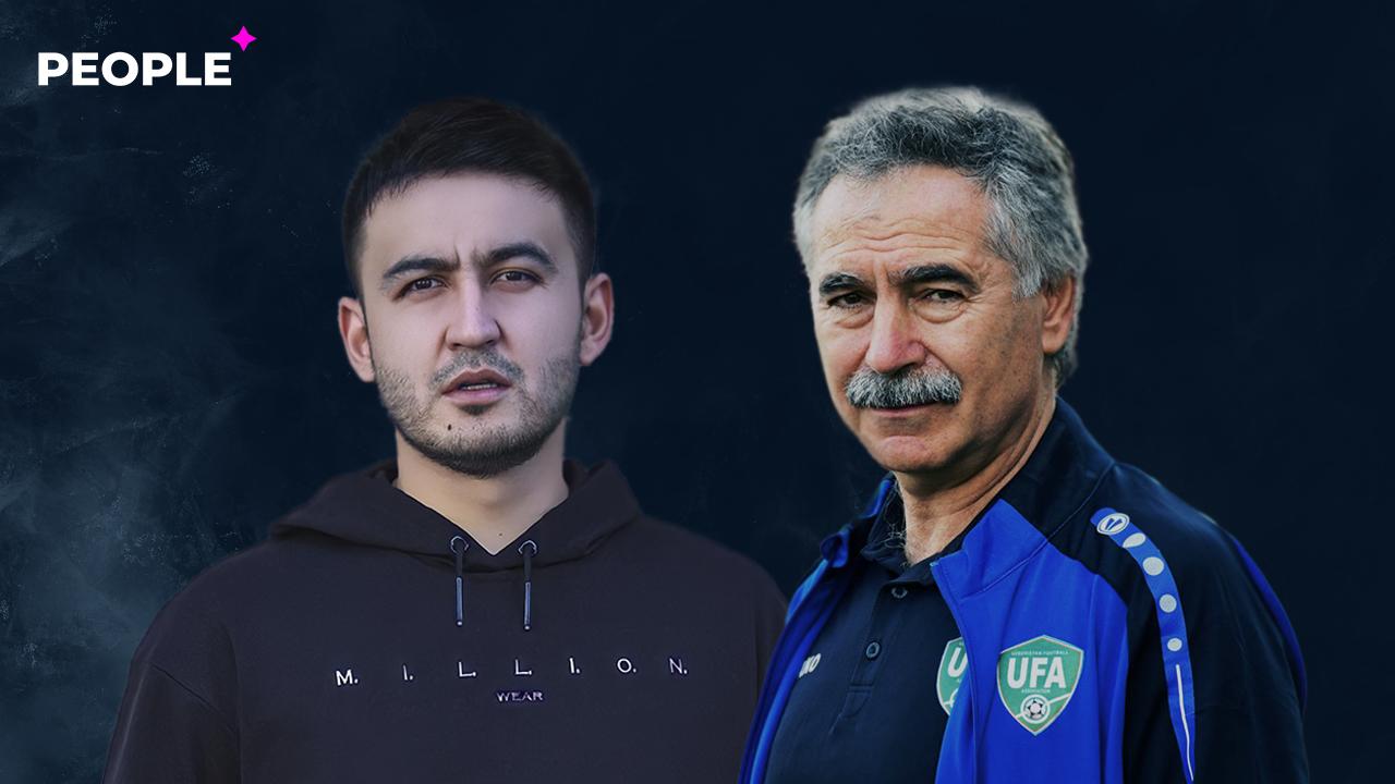 «Дураки!»: телеведущий Даврон Кабулов раскритиковал главного тренера сборной Узбекистана по футболу