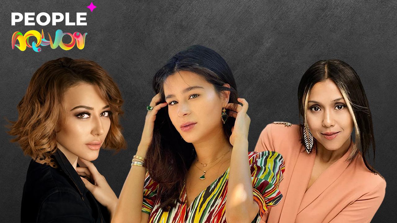 Лола, Севара Назархан и Ганя Усманова приняли участие в запуске первого детского телеканала Aqlvoy