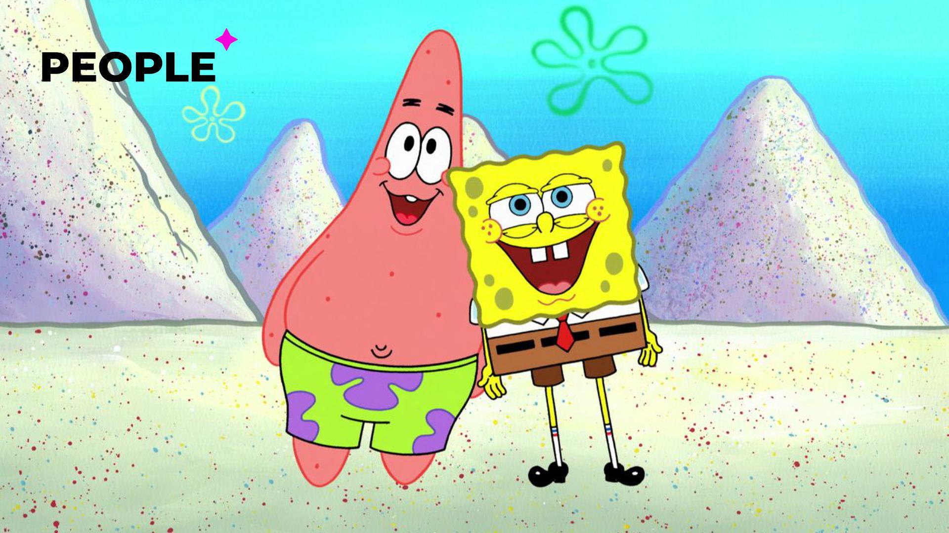 На дне океана обнаружили настоящих Губку Боба и Патрика — фото