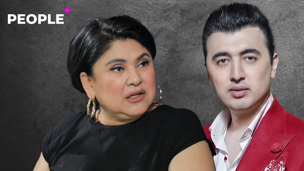 Певица Дильфуза Исмаилова призналась, почему простила сына Шерали Джуреава после громкого скандала