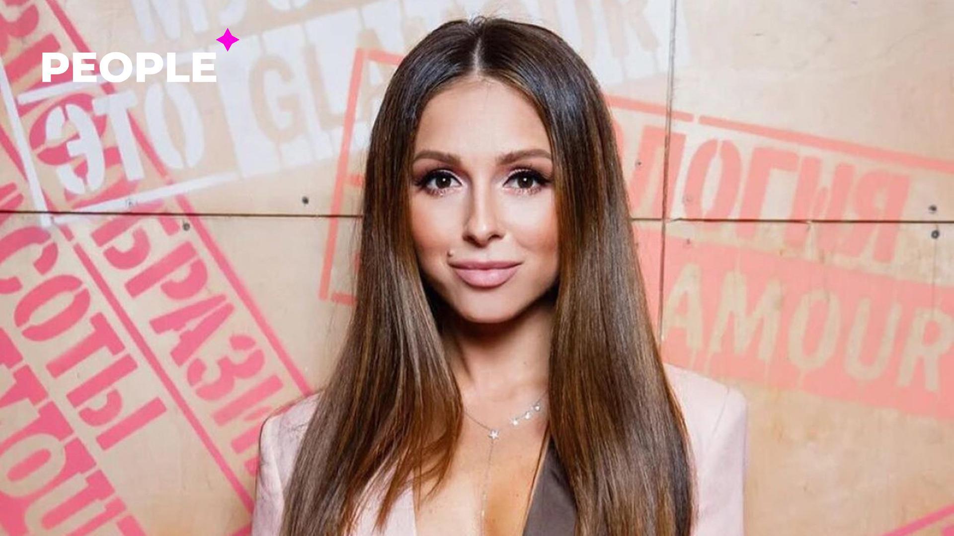 Певица Нюша ждет второго ребенка — видео
