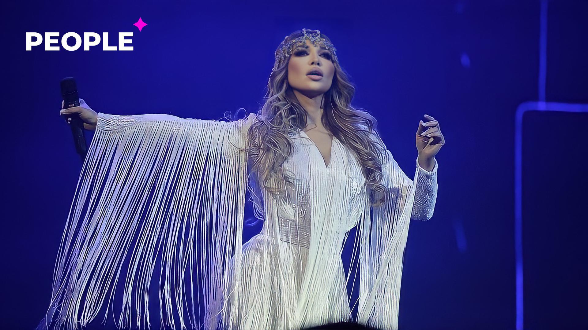 Певица Райхон провела грандиозный концерт в Москве