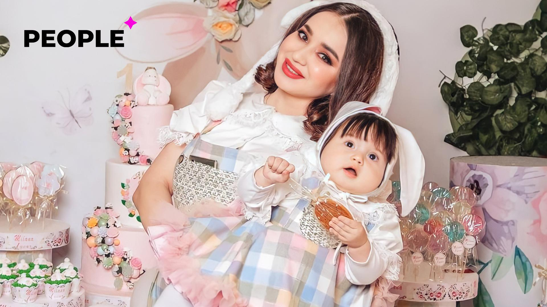 Шахзода Мухаммедова покинула собственное шоу на телевидении ради воспитания дочери