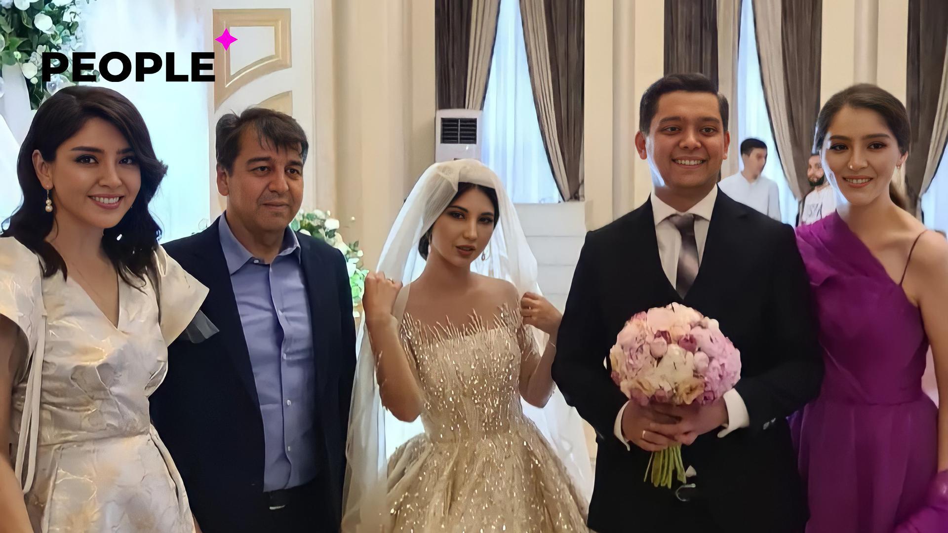 Карнай-сурнай, танец одуванчиков и вальс под песню Тахира Садыкова: актриса Рано Шодиева женила своего сына
