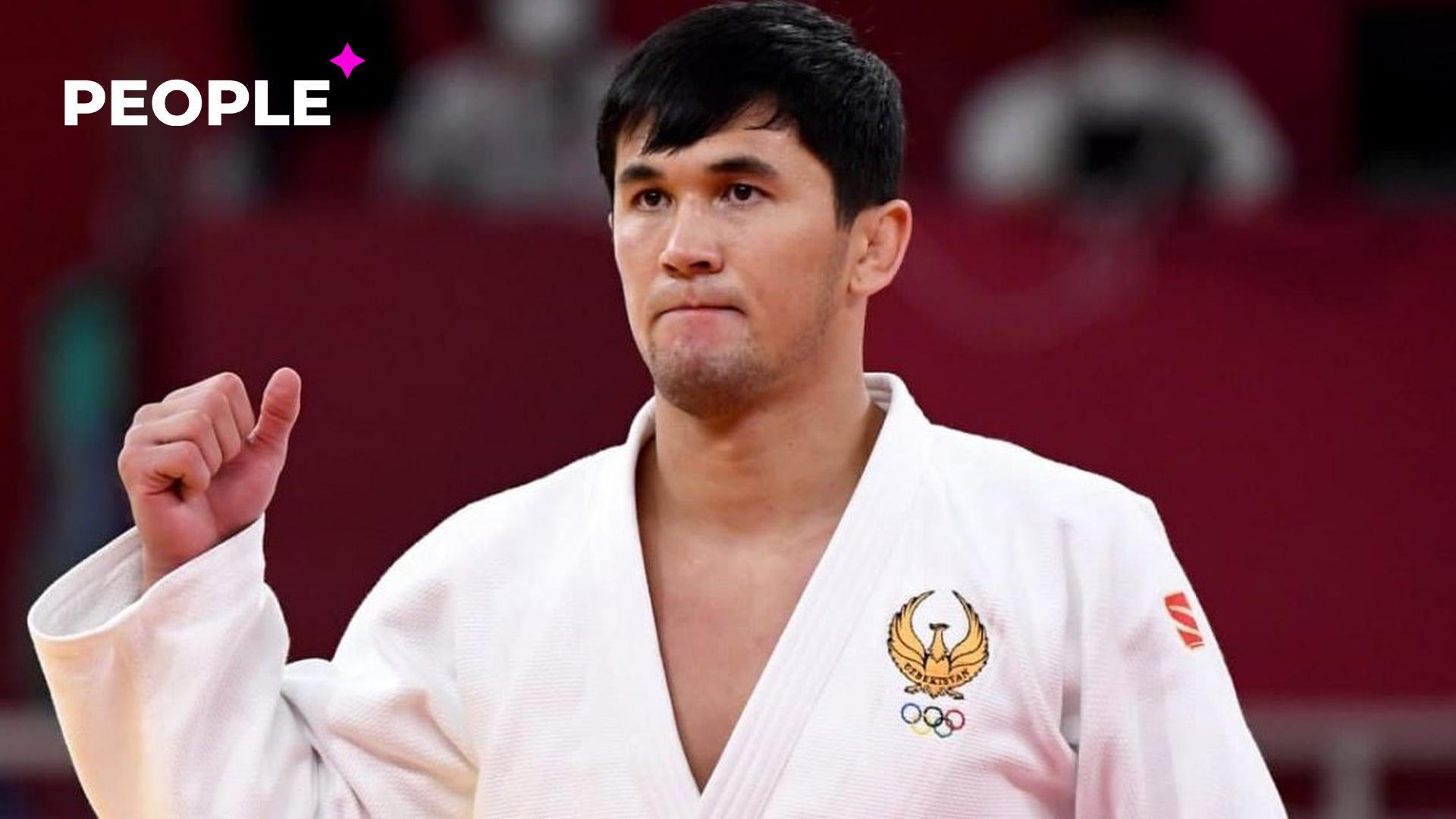 Дзюдоист Давлат Бобонов принес Узбекистану вторую медаль на Олимпийских играх в Токио