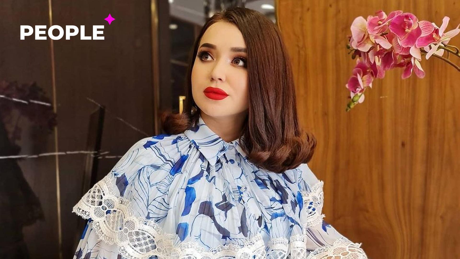 Актриса Шахзода Мухаммедова показала, как доит корову