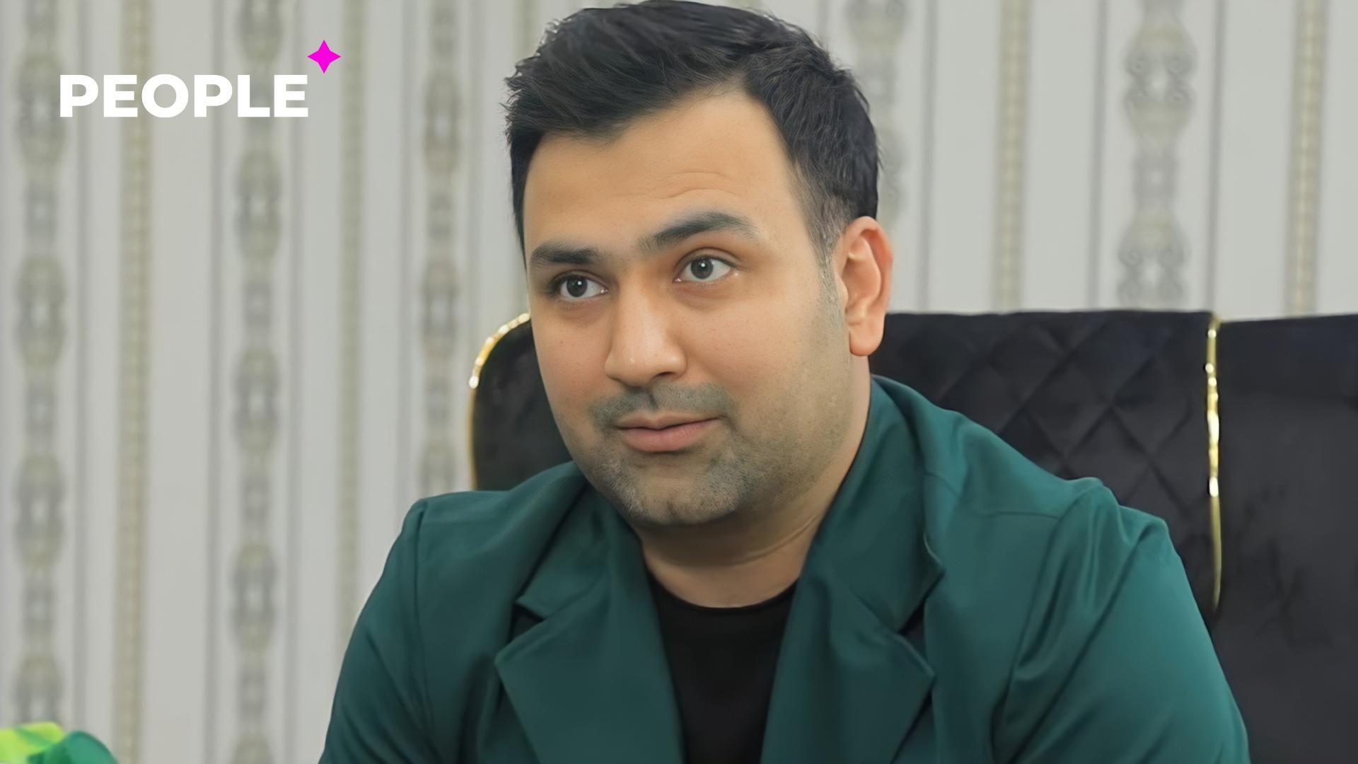 Певец Имран признался, что женился на девушке, которая младше него на 12 лет