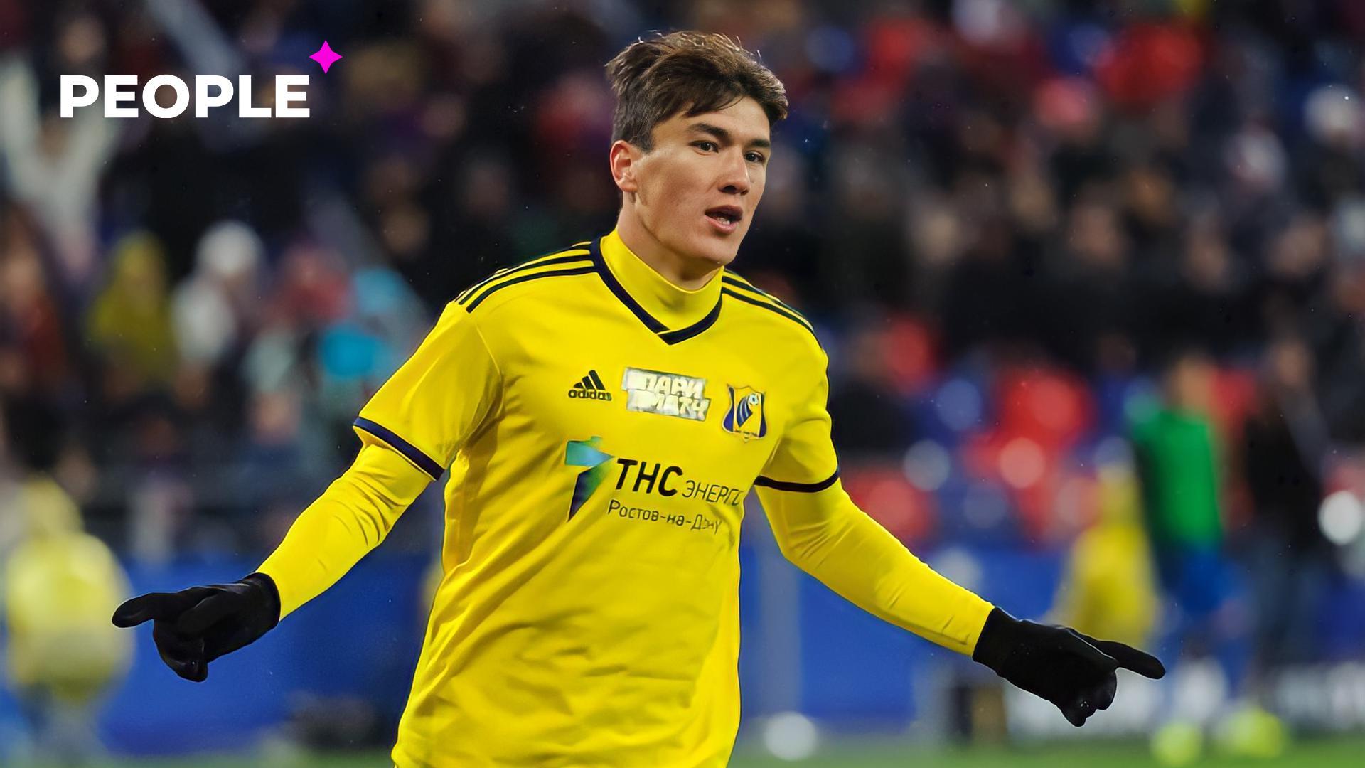 Гранды европейского футбола борются за контракт с Эльдором Шомуродовым