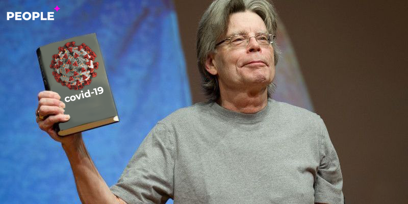 Стивен Кинг напишет роман о коронавирусе