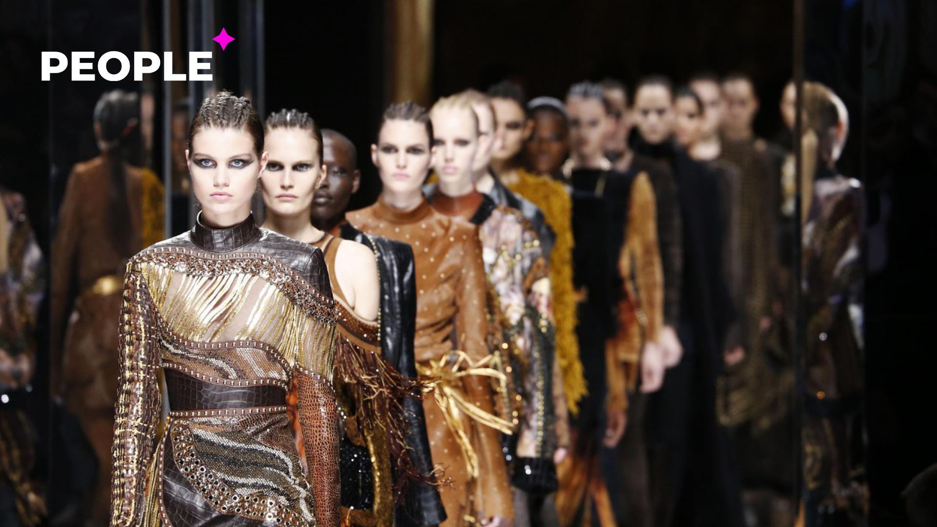 Модный дом Balmain выпустит собственный сериал со звездами «Ривердейла» и «13 причин почему»