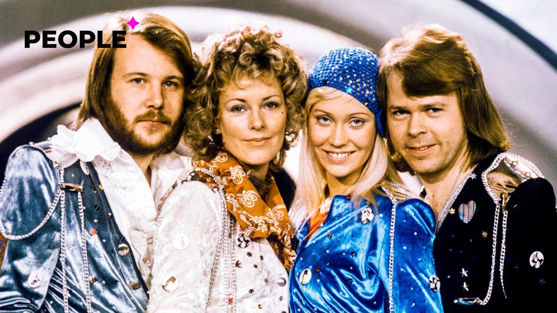 Группа ABBA впервые воссоединится после 39-летнего перерыва