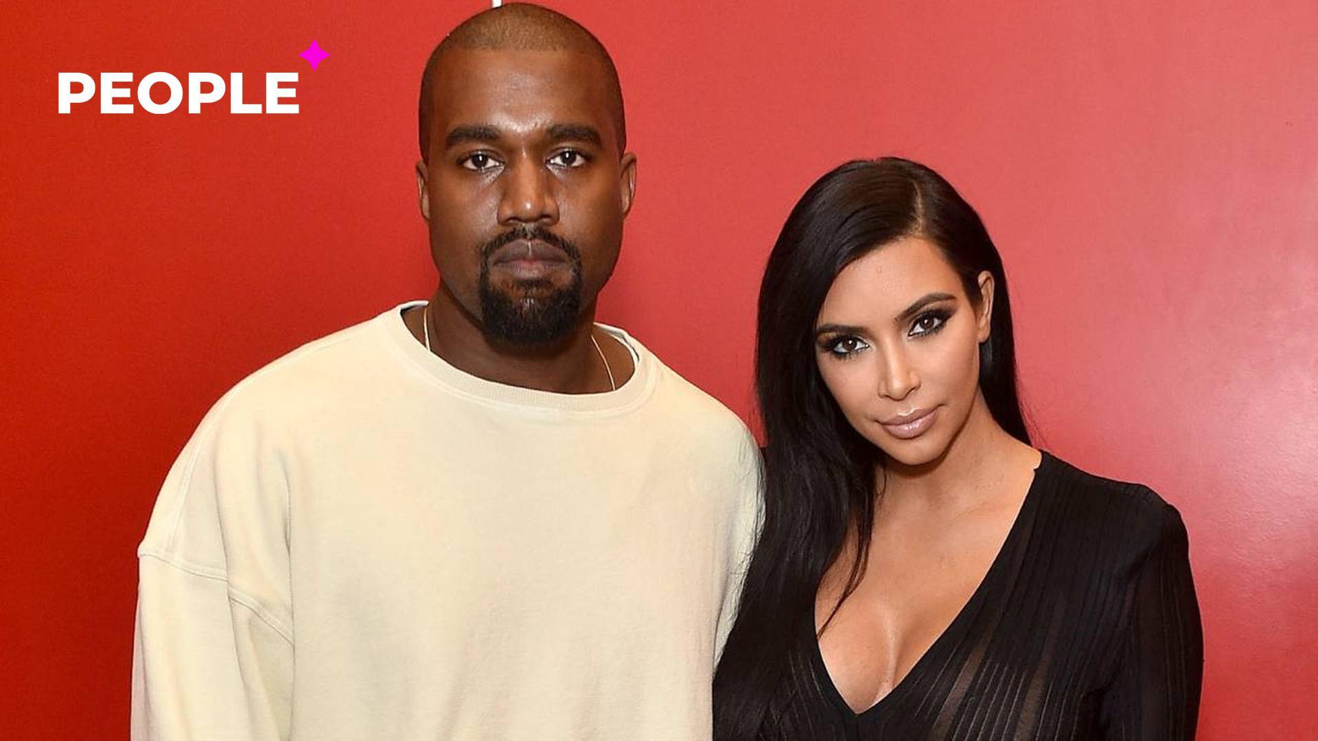Еще раз женился на Ким Кардашьян и поджег себя: Канье Уэст провел третью презентацию нового альбома