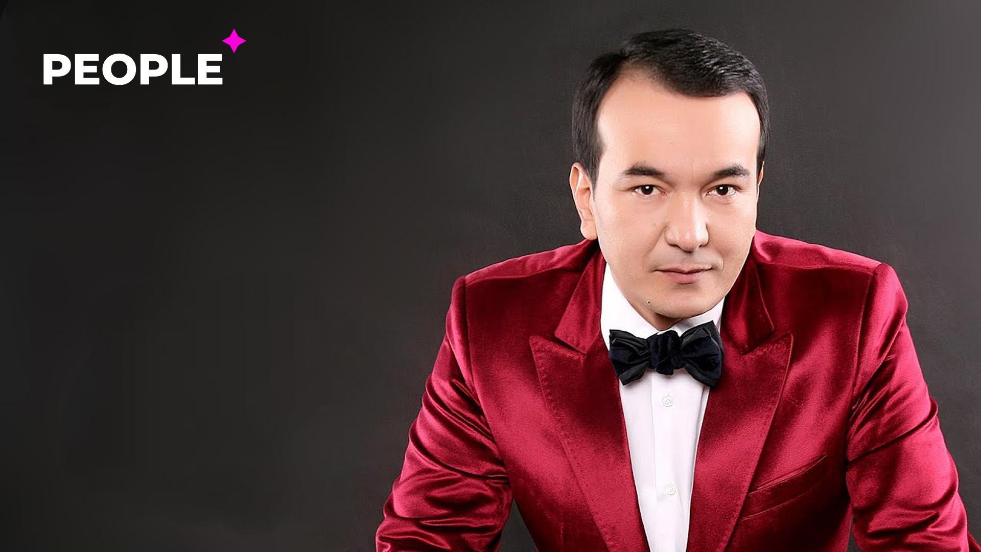 Озодбек Назарбеков стал заслуженным артистом Туркменистана