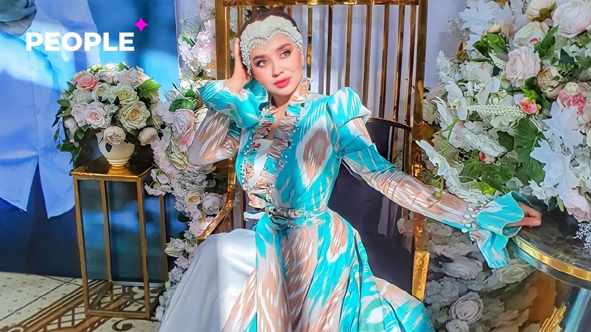 Шахзода Мухаммедова проведет в Милане собственный показ мод
