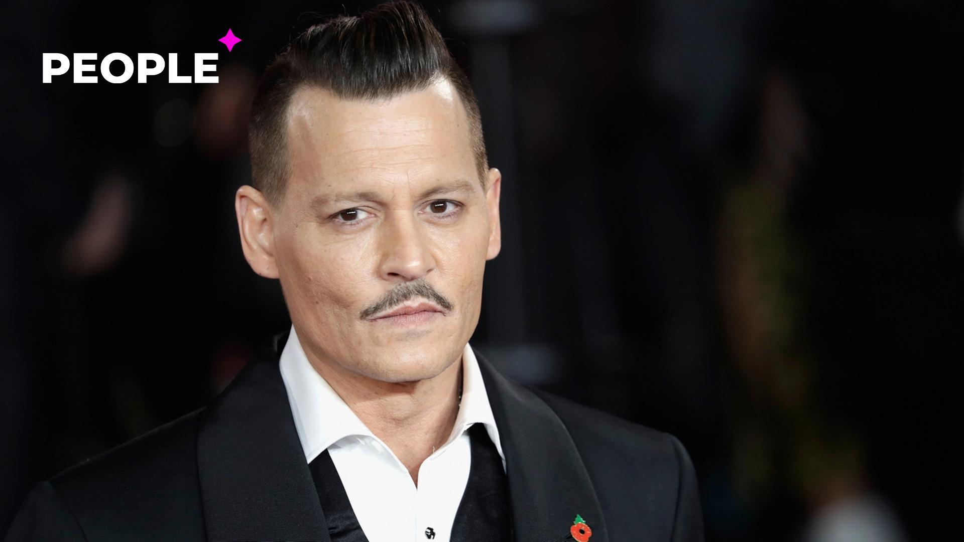 Джонни Депп пожаловался на травлю со стороны Голливуда