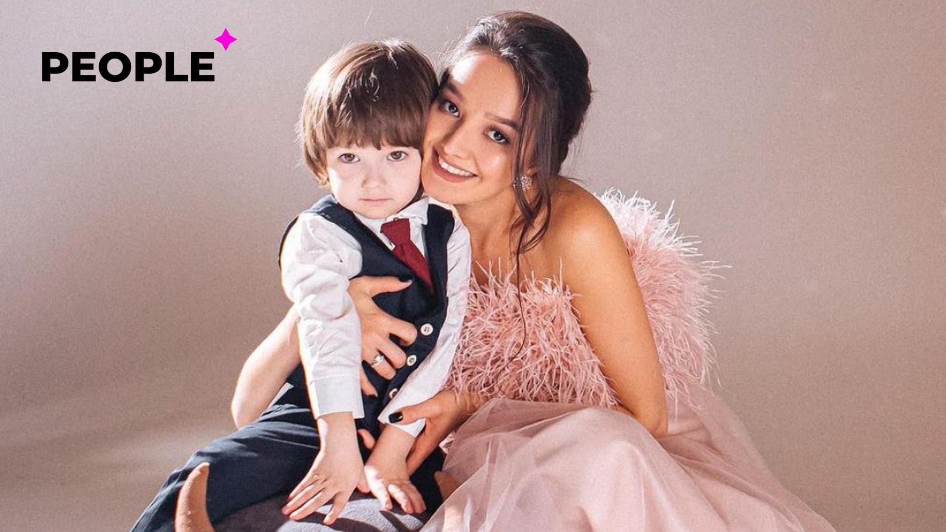 Ведущая Хуснора Шадиева ответила на обвинения в плохом материнстве