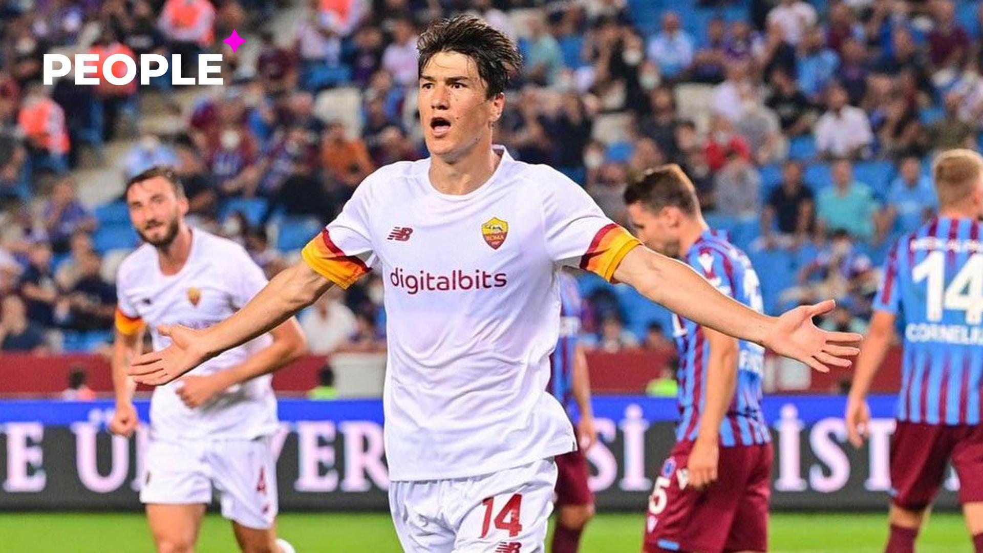 Эльдор Шомуродов посвятил победный гол своей бабушке в первом официальном матче за «Рому»