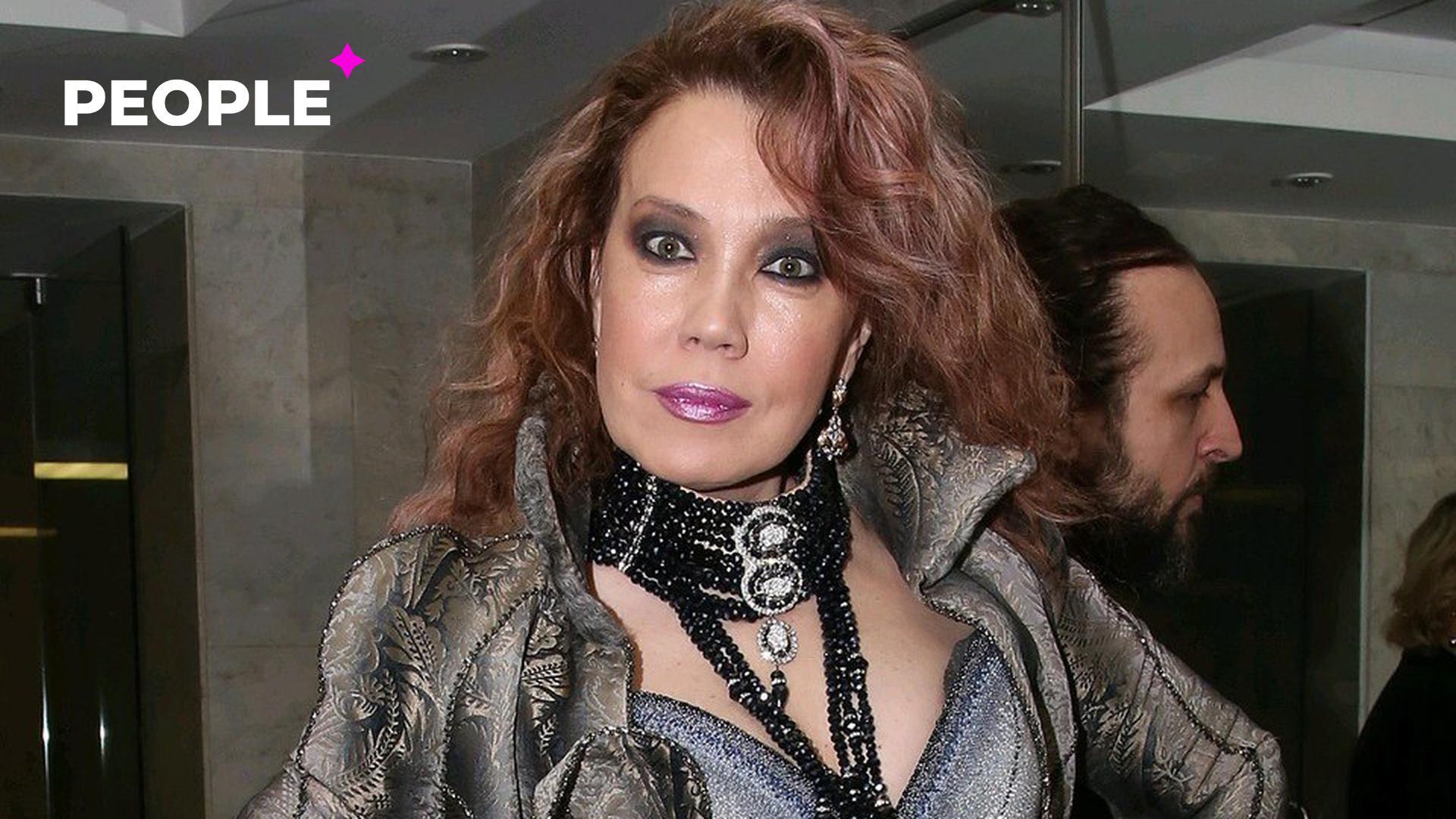 57-летняя узбекская певица Азиза официально вышла замуж за молодого итальянца