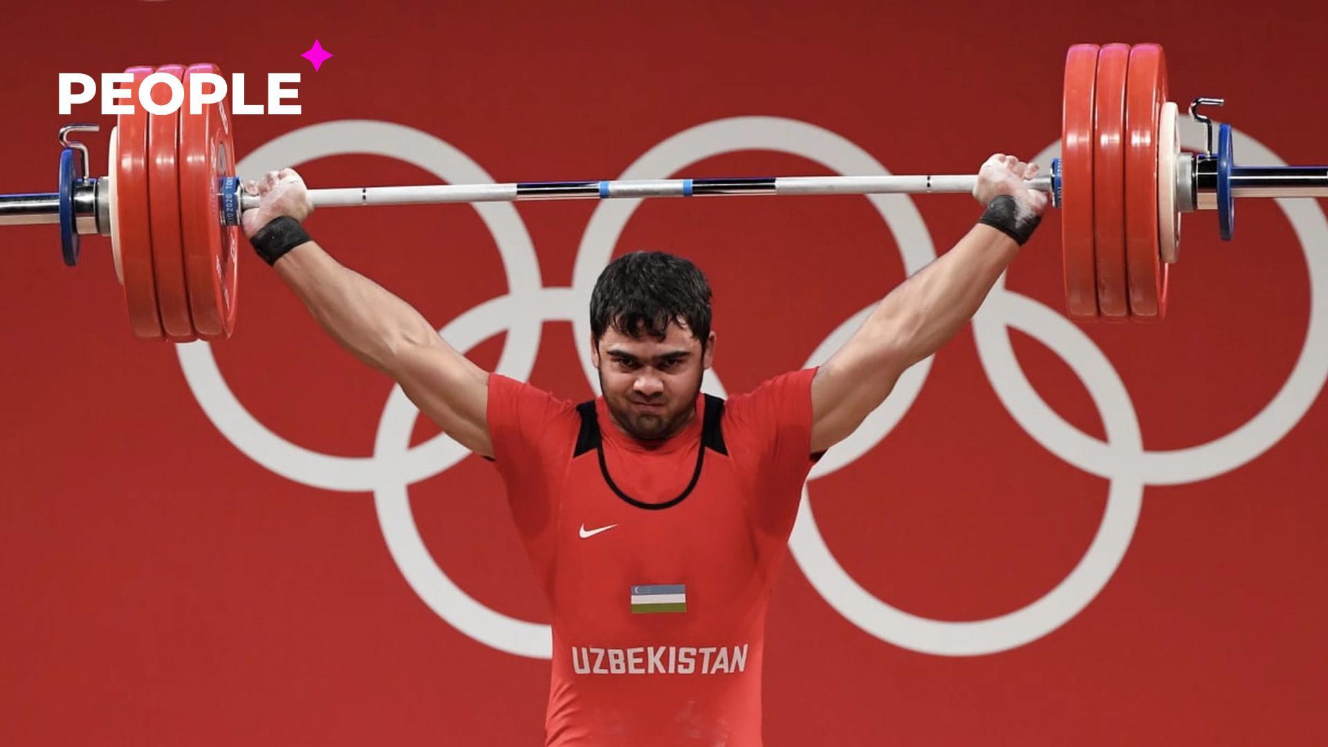 Штангист Акбар Джураев принес Узбекистану вторую золотую медаль на Олимпийских Играх в Токио