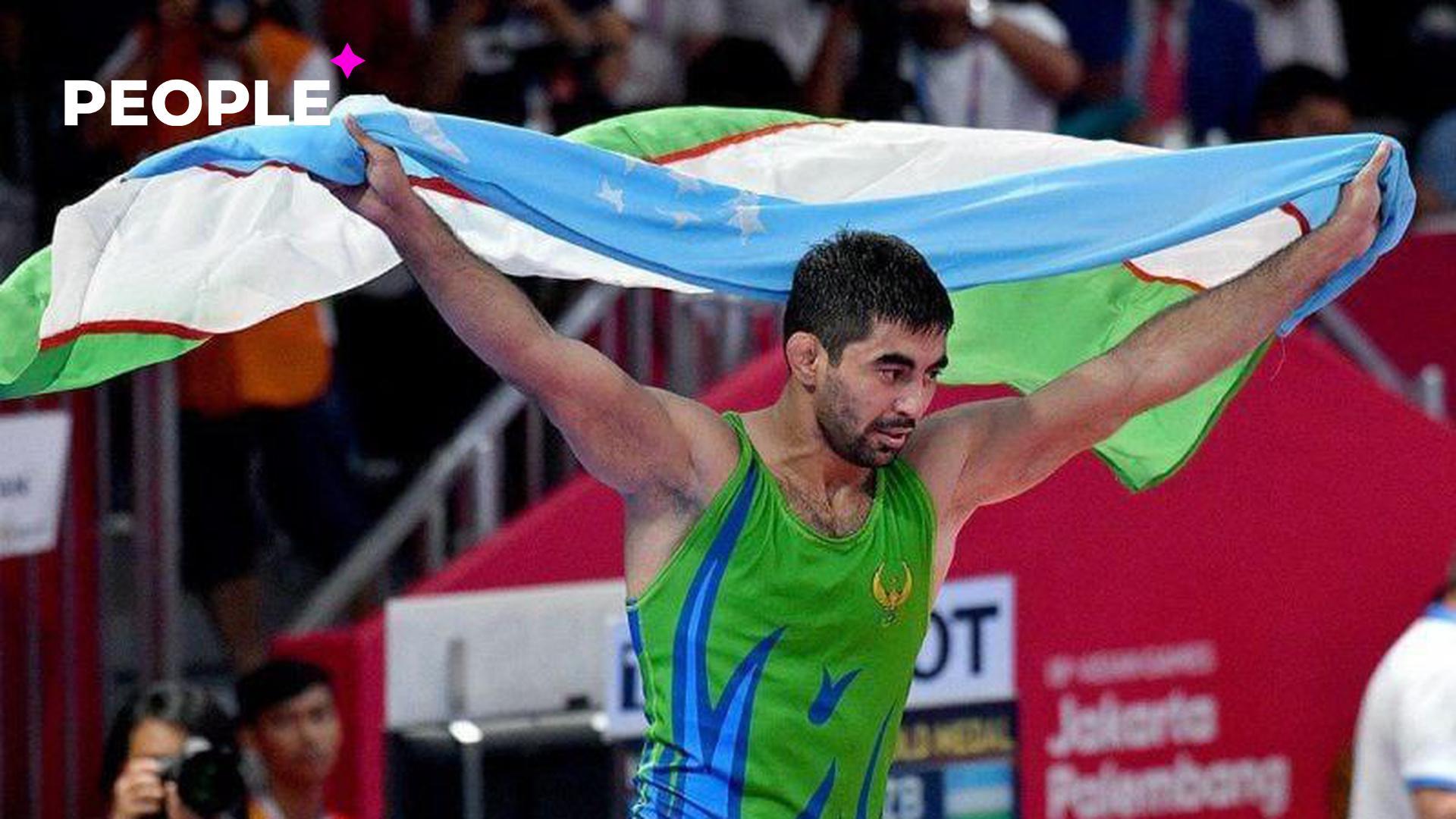 Борец Бекзод Абдурахманов принес Узбекистану четвертую медаль на Олимпийских Играх-2020