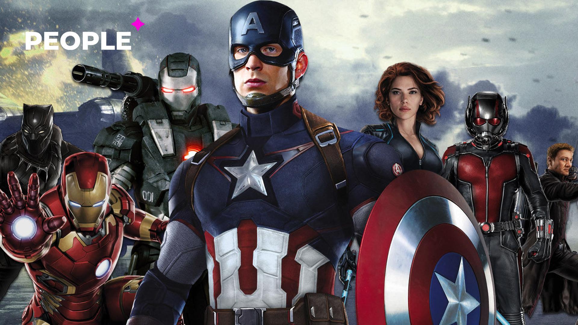 Стало известно, кто из «Мстителей» будет новым Капитаном Америка