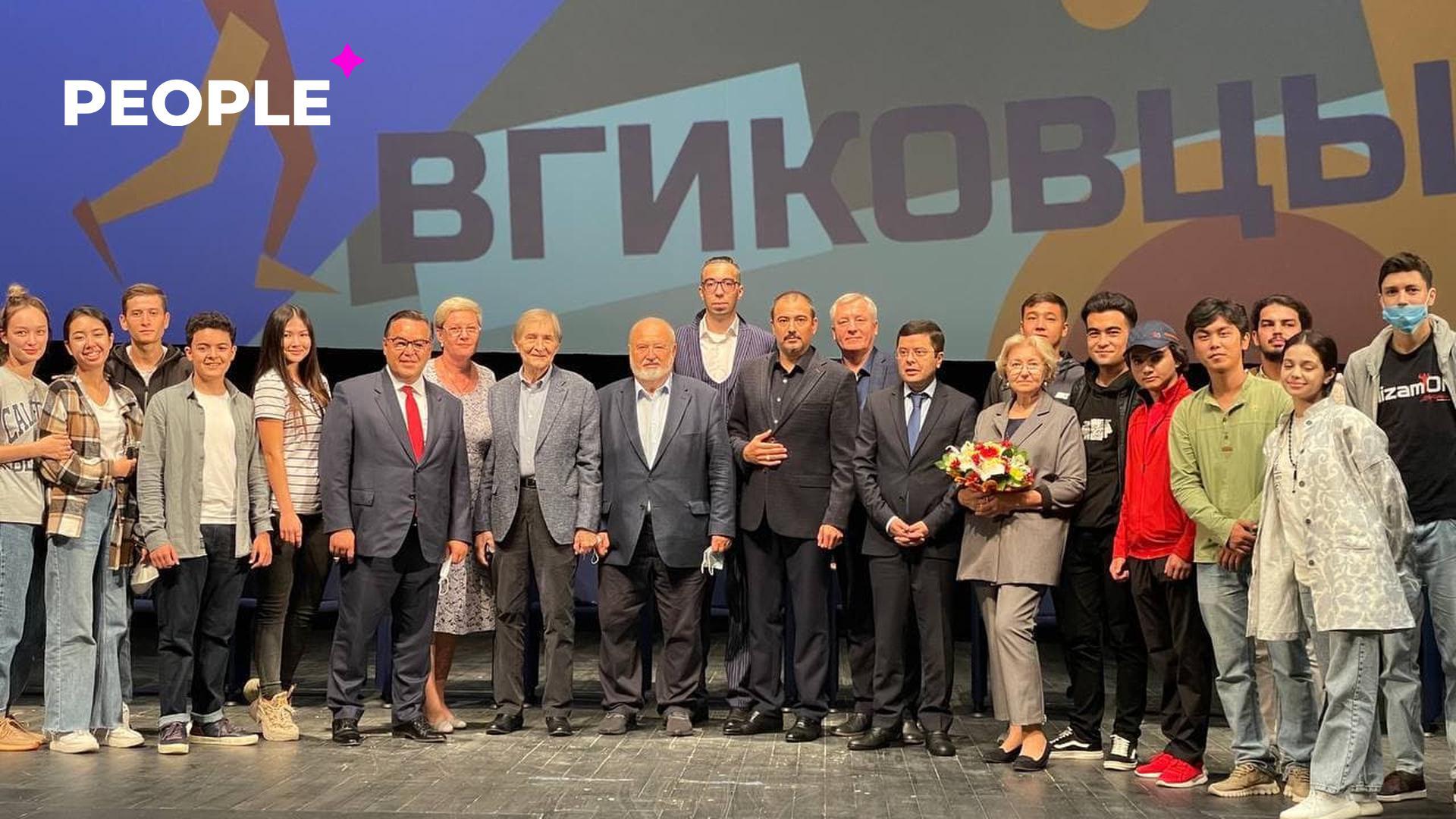 В Узбекистане откроется первый Ташкентский филиал ВГИКа