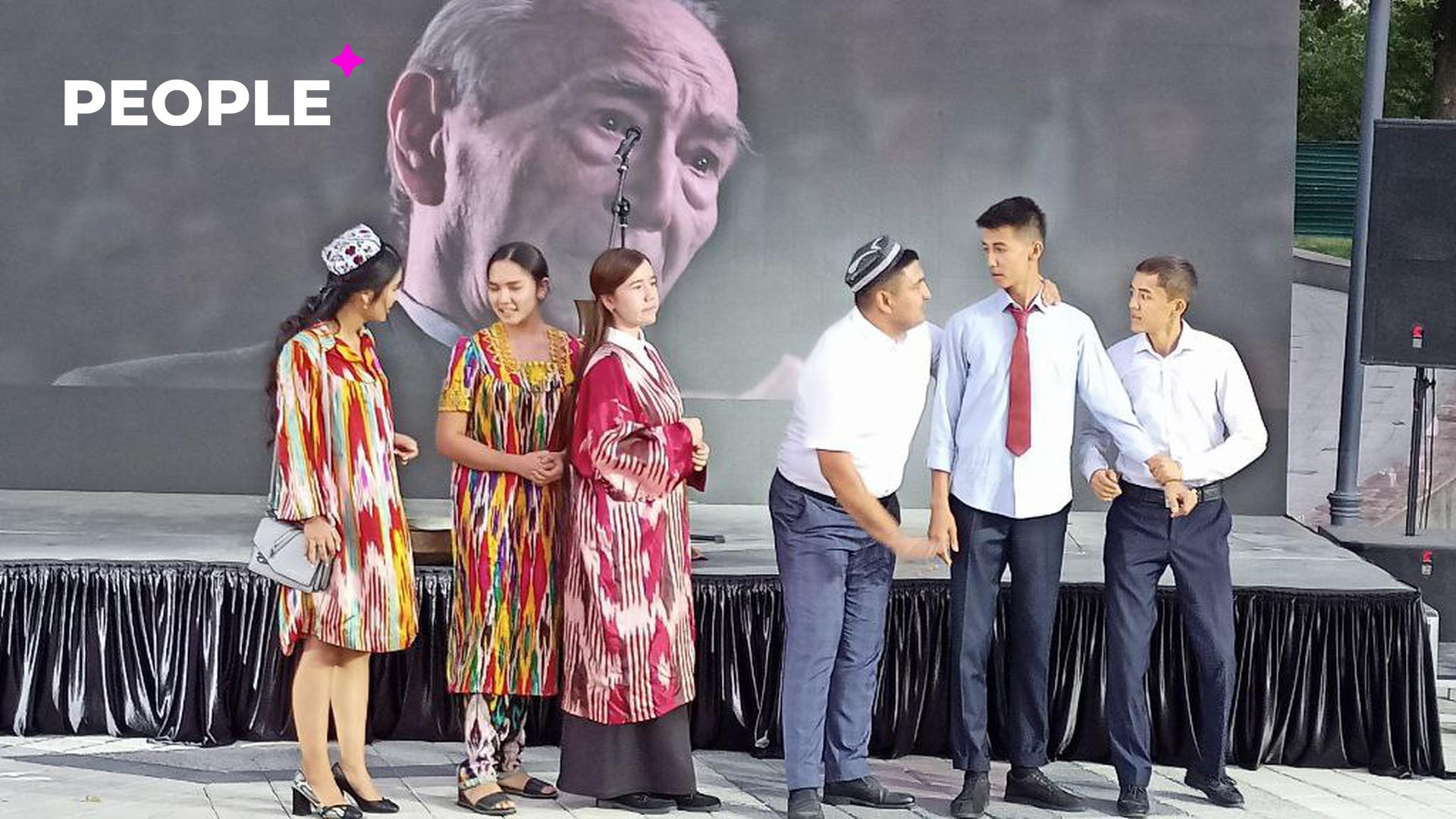 В Ташкенте состоялась премьера документального фильма «Я узбекский поэт»