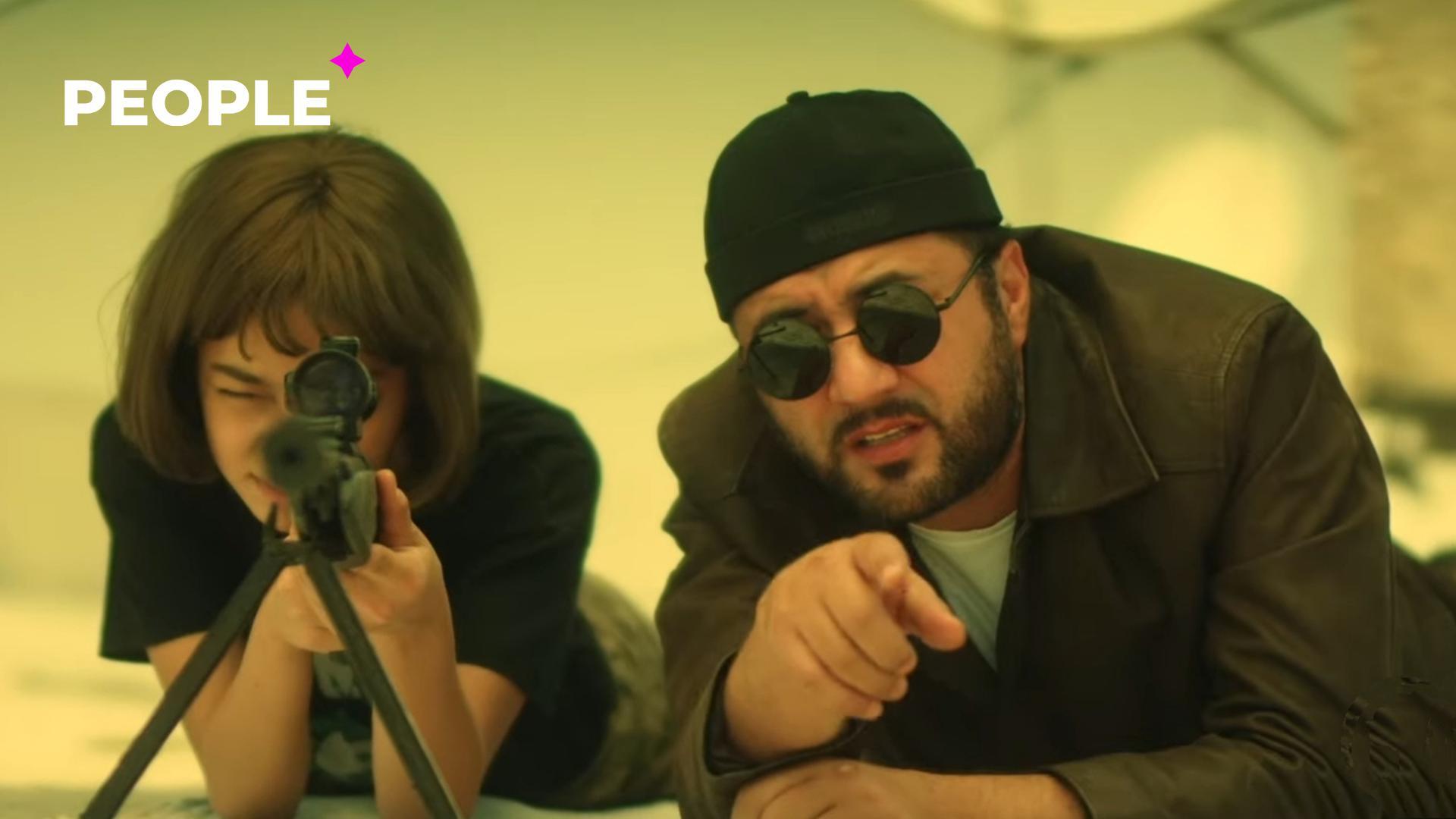 Клип узбекского певца Ёдгора Мирзажонова уличили в плагиате культового фильма «Леон»