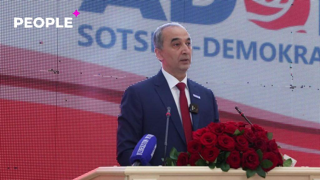 Выборы-2021: кандидат от партии «Адолат» встретился с хорезмскими избирателями