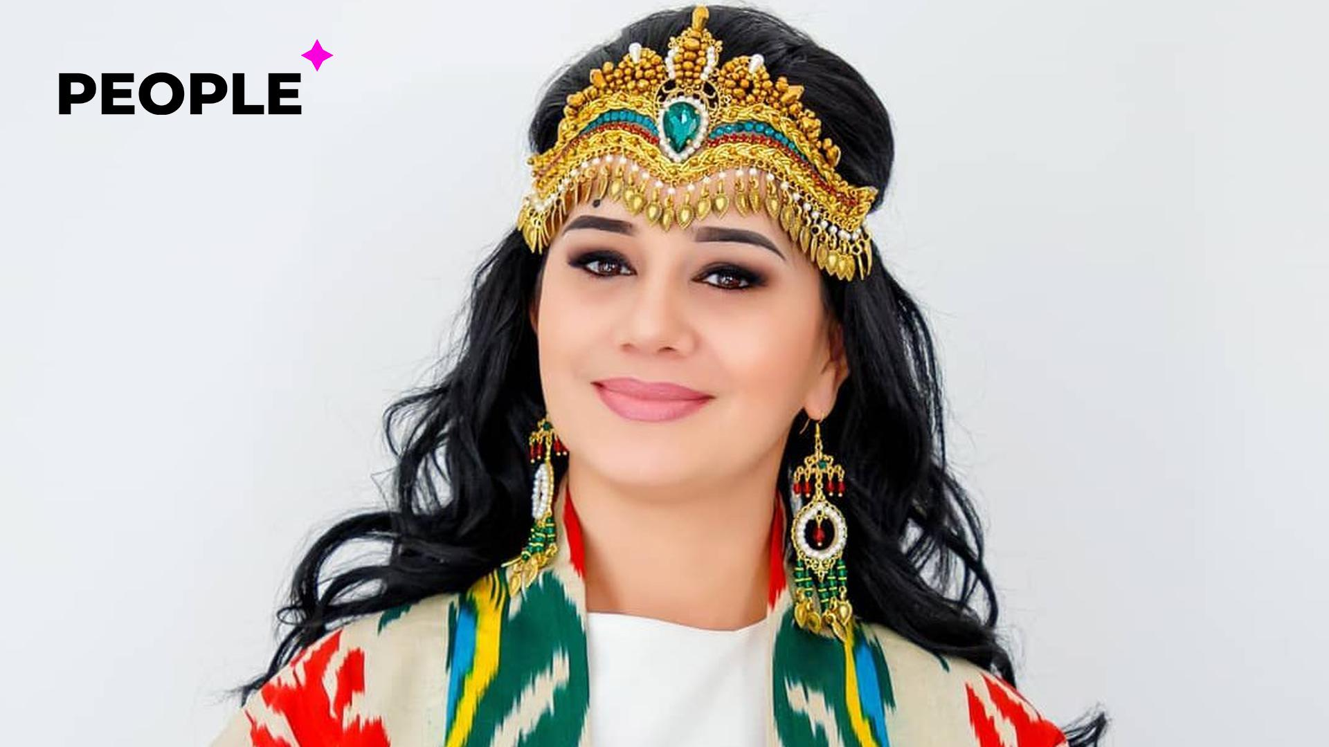 Наргиза Абдуллаева призналась, что стала актрисой случайно