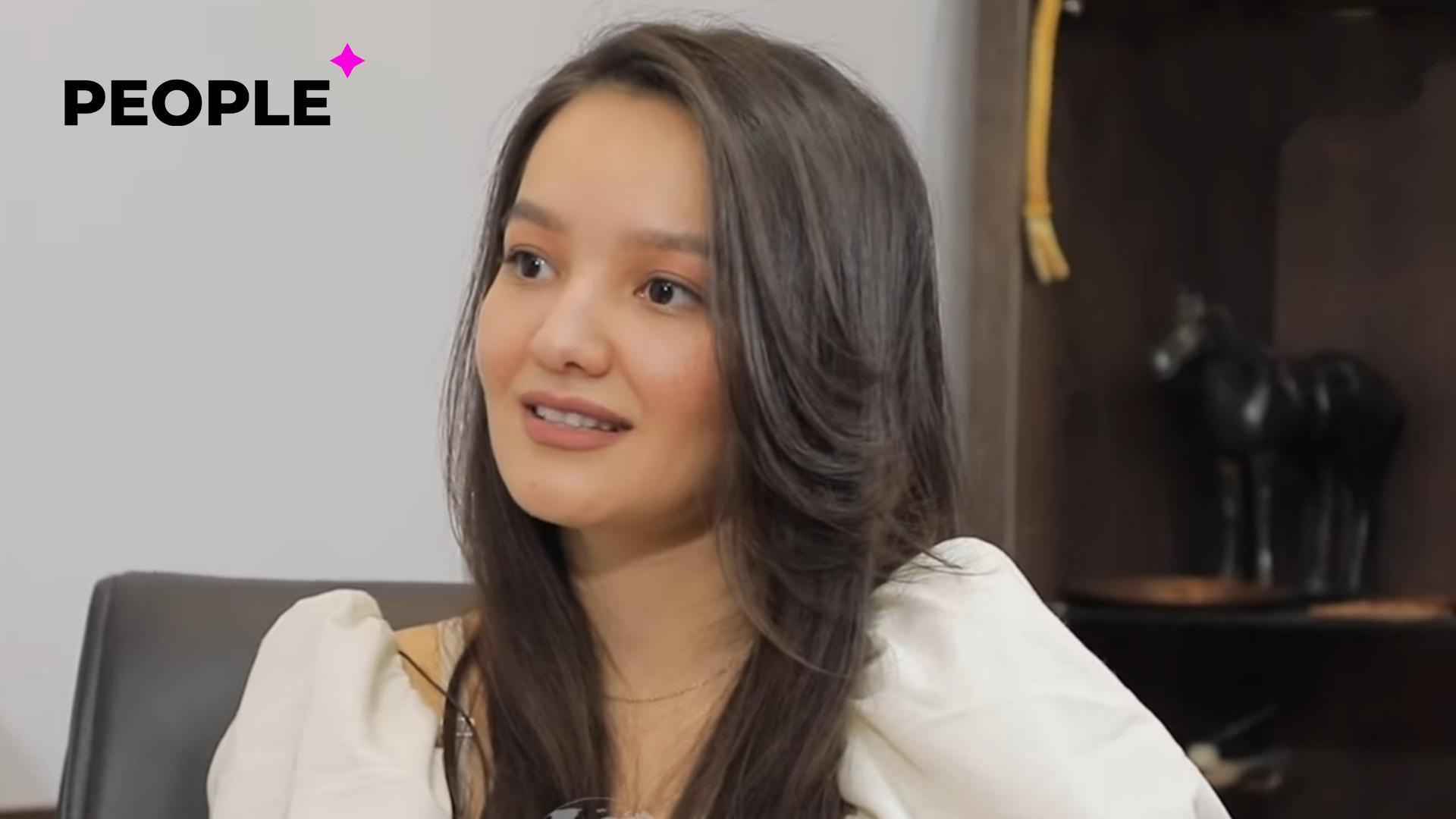 Ведущая Хуснора Шадиева рассказала об отношениях с бывшей свекровью