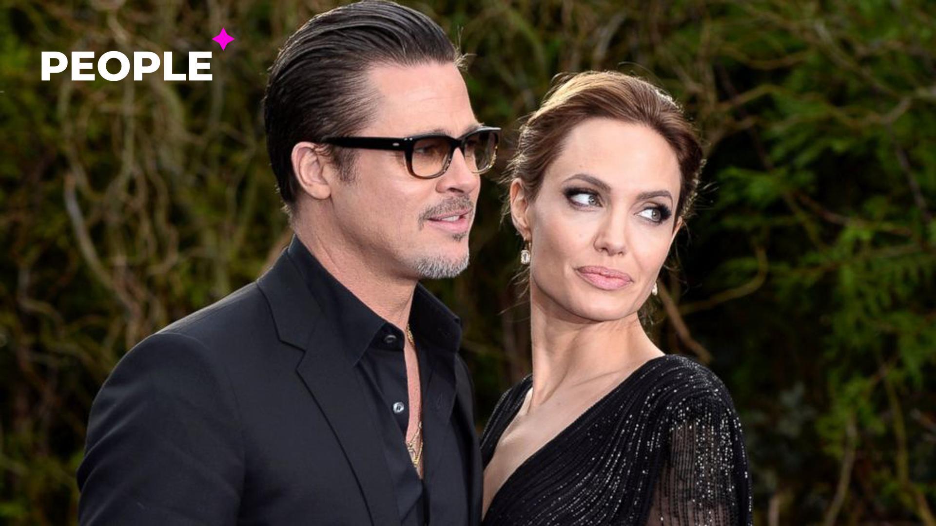 Анджелина Джоли одержала новую победу в суде над Брэдом Питтом