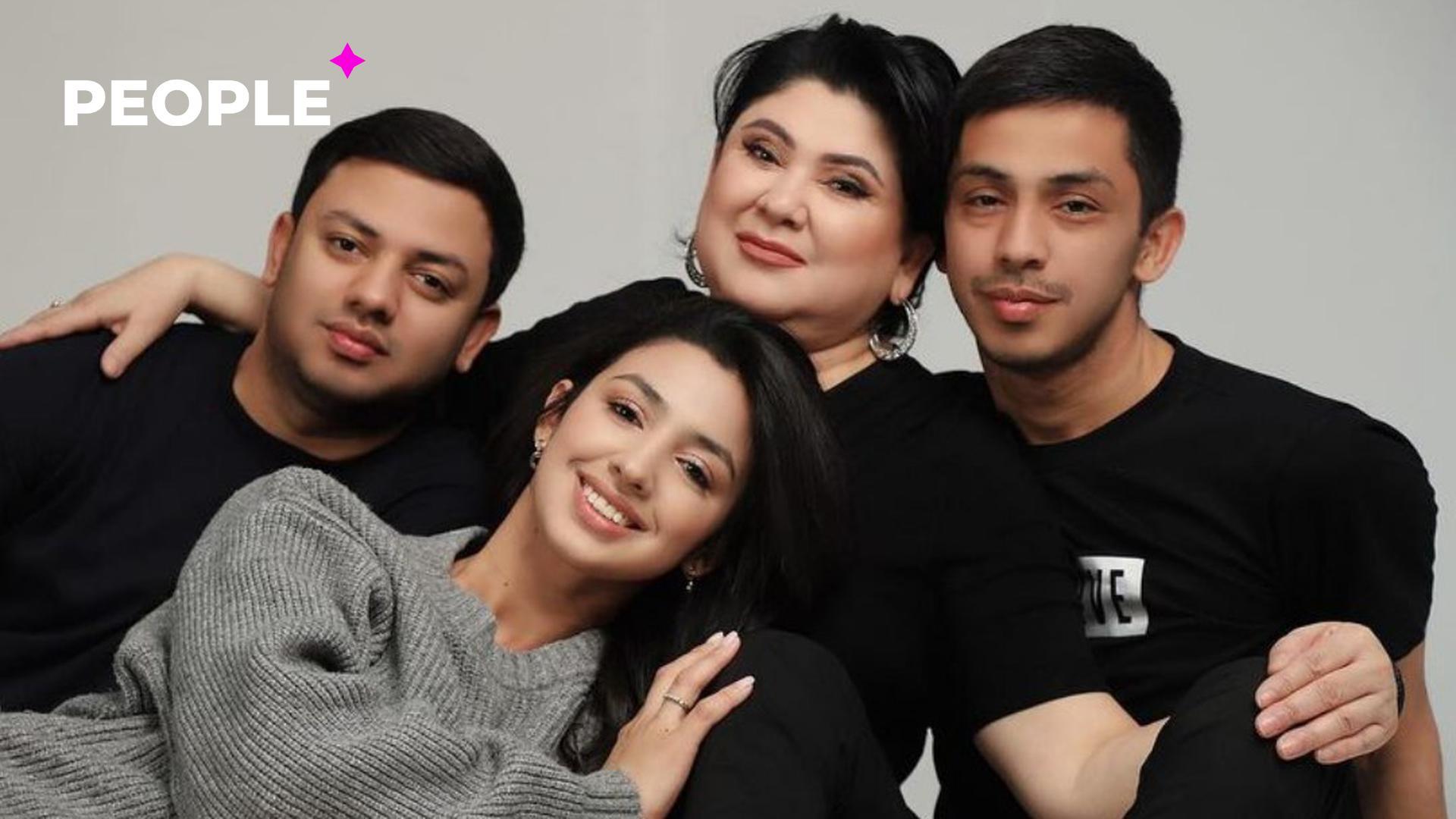 Дети певицы Дильфузы Исмаиловой подарили ей иномарку за 200 тысяч долларов — видео