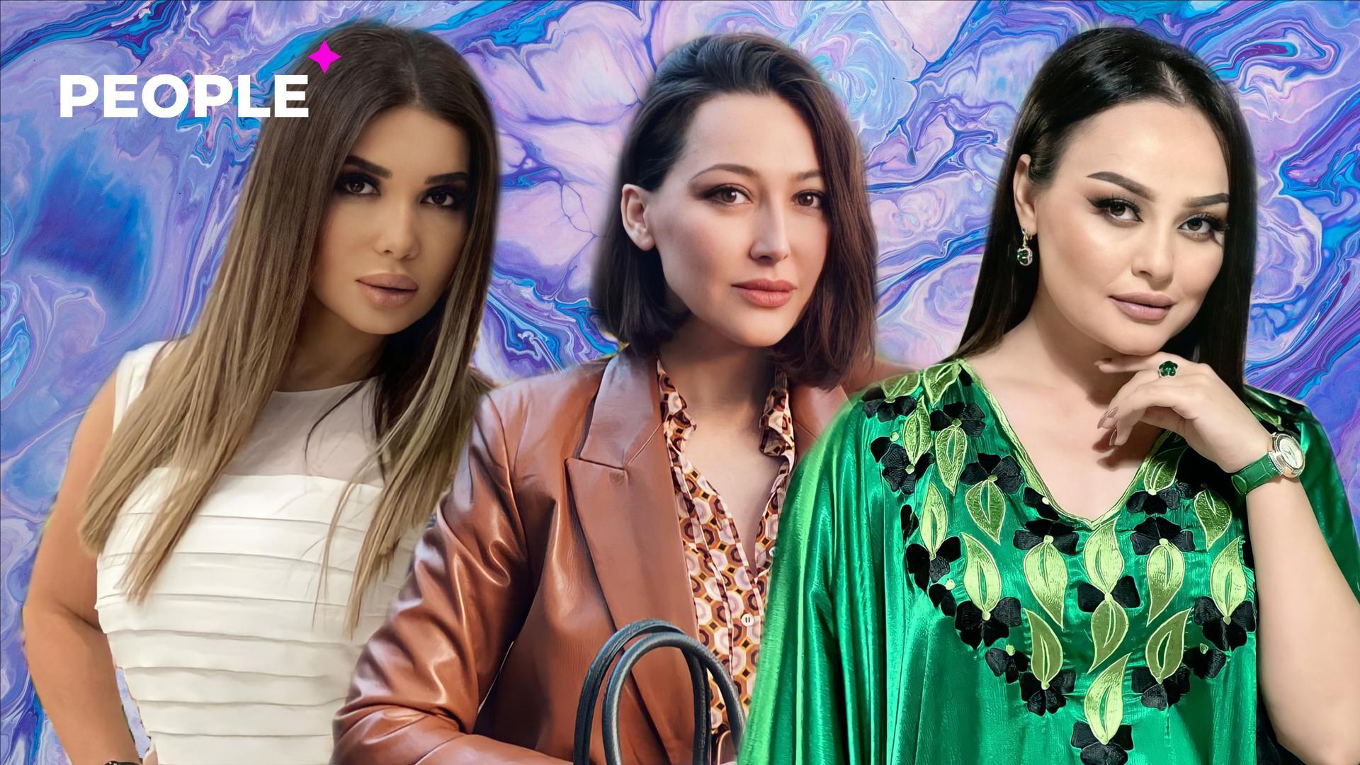 Райхон, Шахло Зоирова, Лола и другие узбекские звезды, которые проводили своих детей в школу